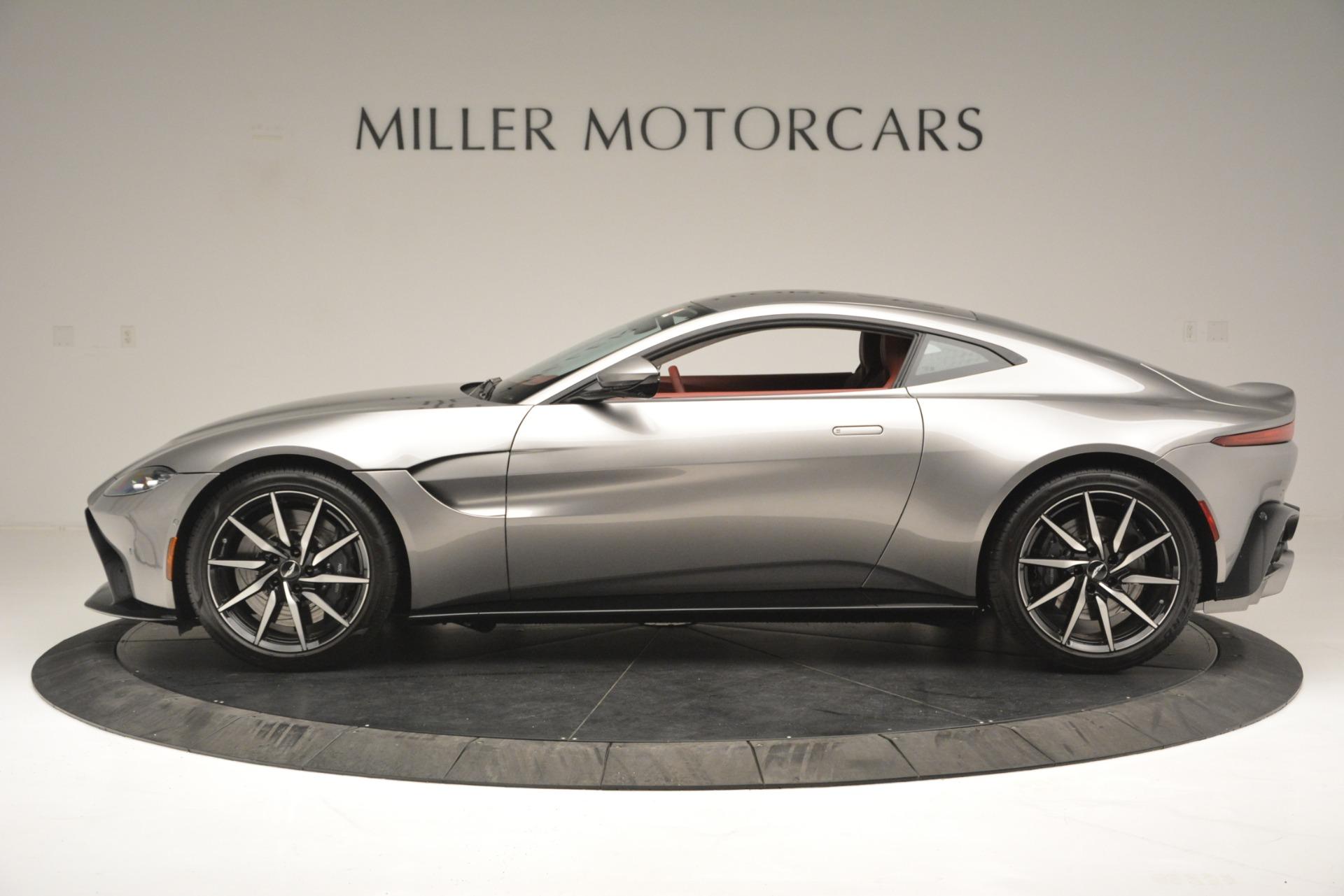 New 2019 Aston Martin Vantage  For Sale In Greenwich, CT 2528_p3