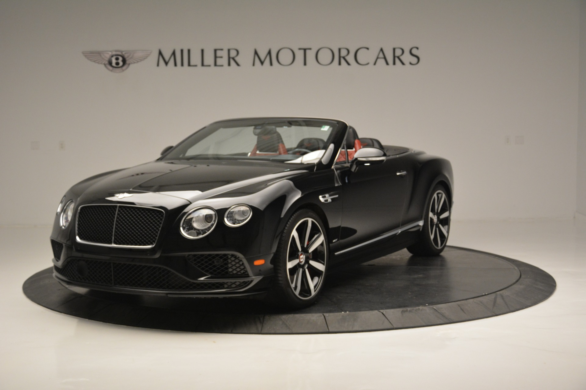 Used 2016 Bentley Continental GT V8 S For Sale In Greenwich, CT 2530_main