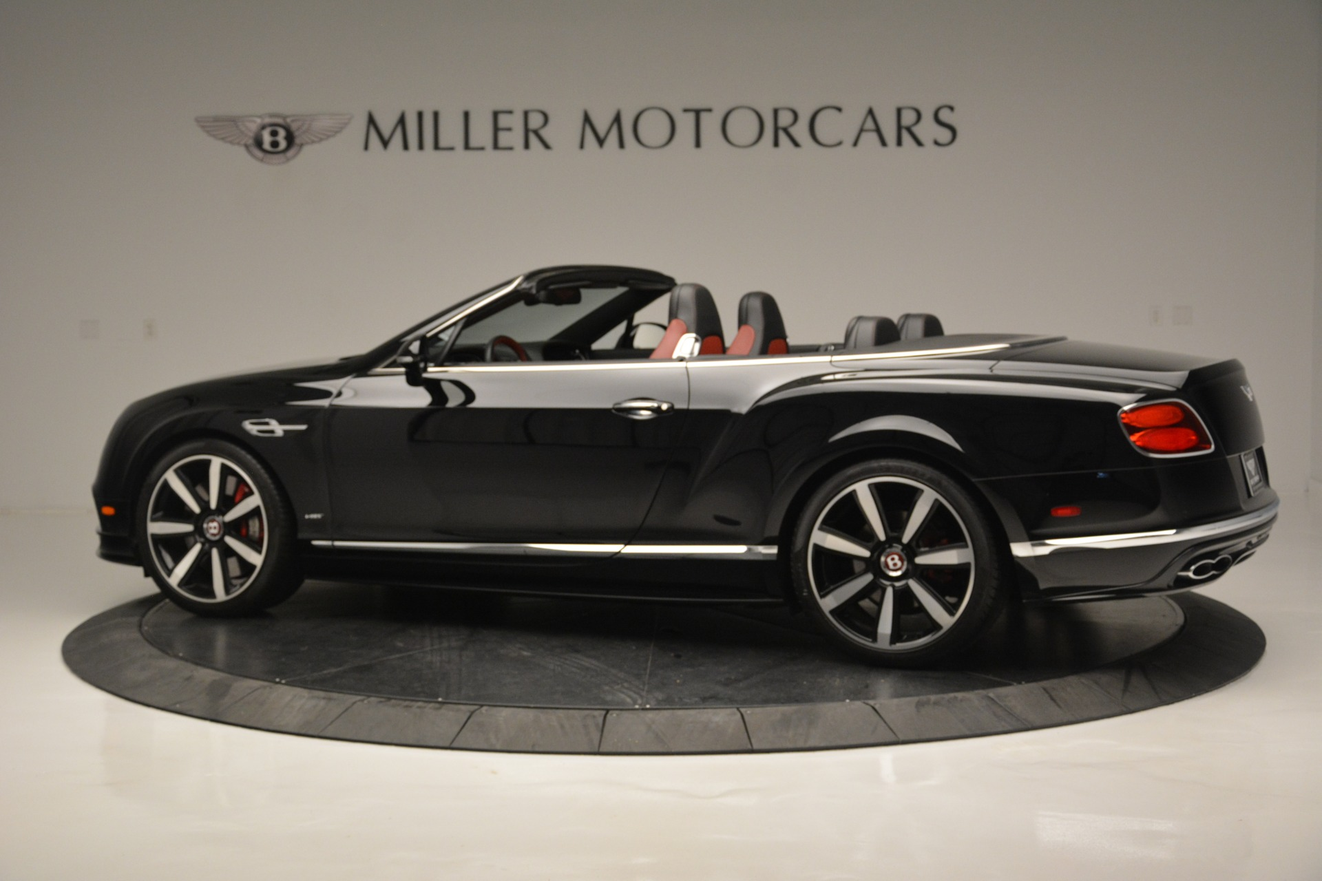 Used 2016 Bentley Continental GT V8 S For Sale In Greenwich, CT 2530_p4