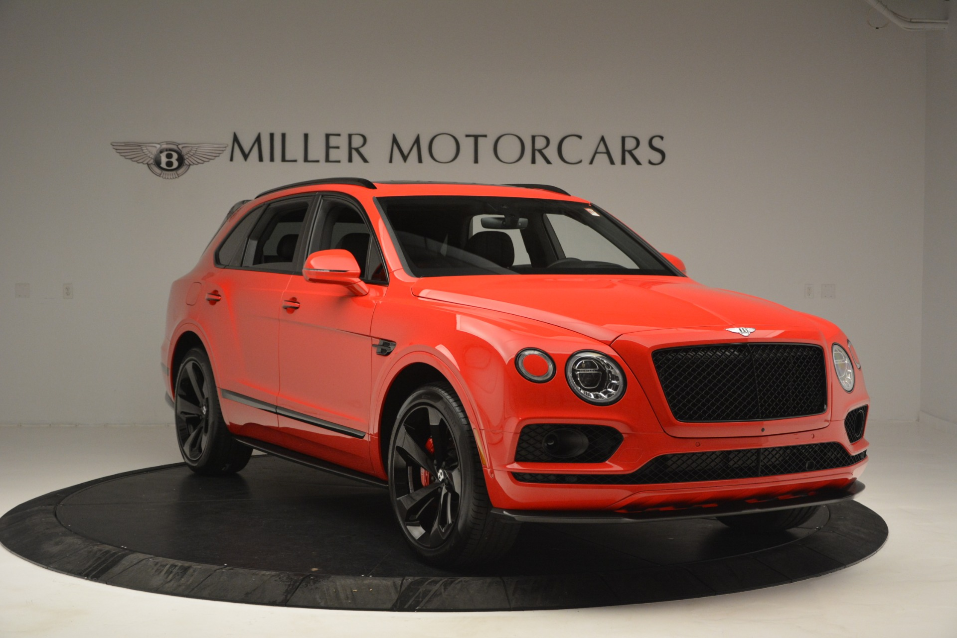 New 2019 BENTLEY Bentayga V8 For Sale In Greenwich, CT 2536_p11