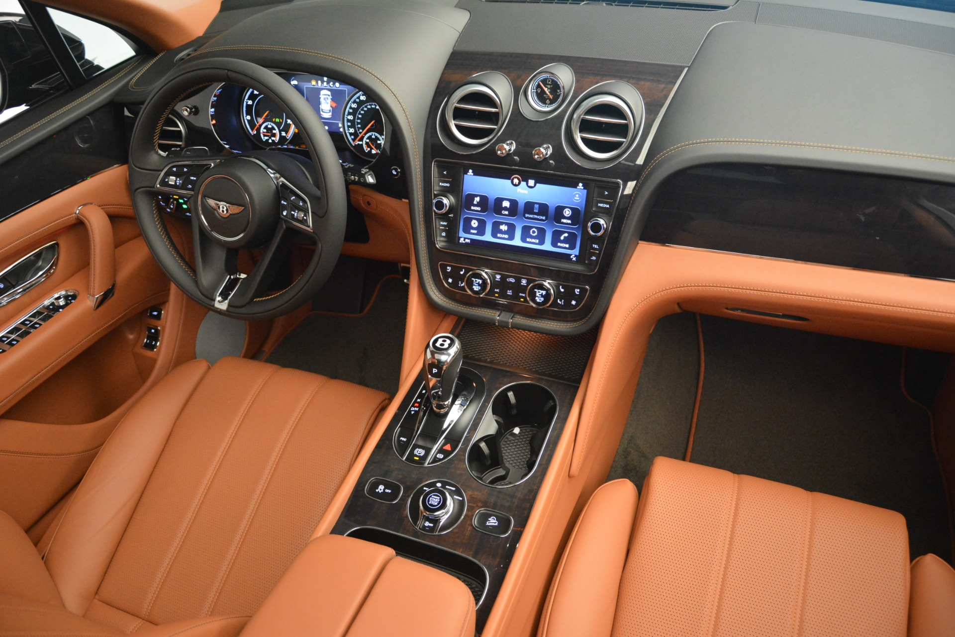 New 2019 Bentley Bentayga V8 For Sale In Greenwich, CT 2537_p29