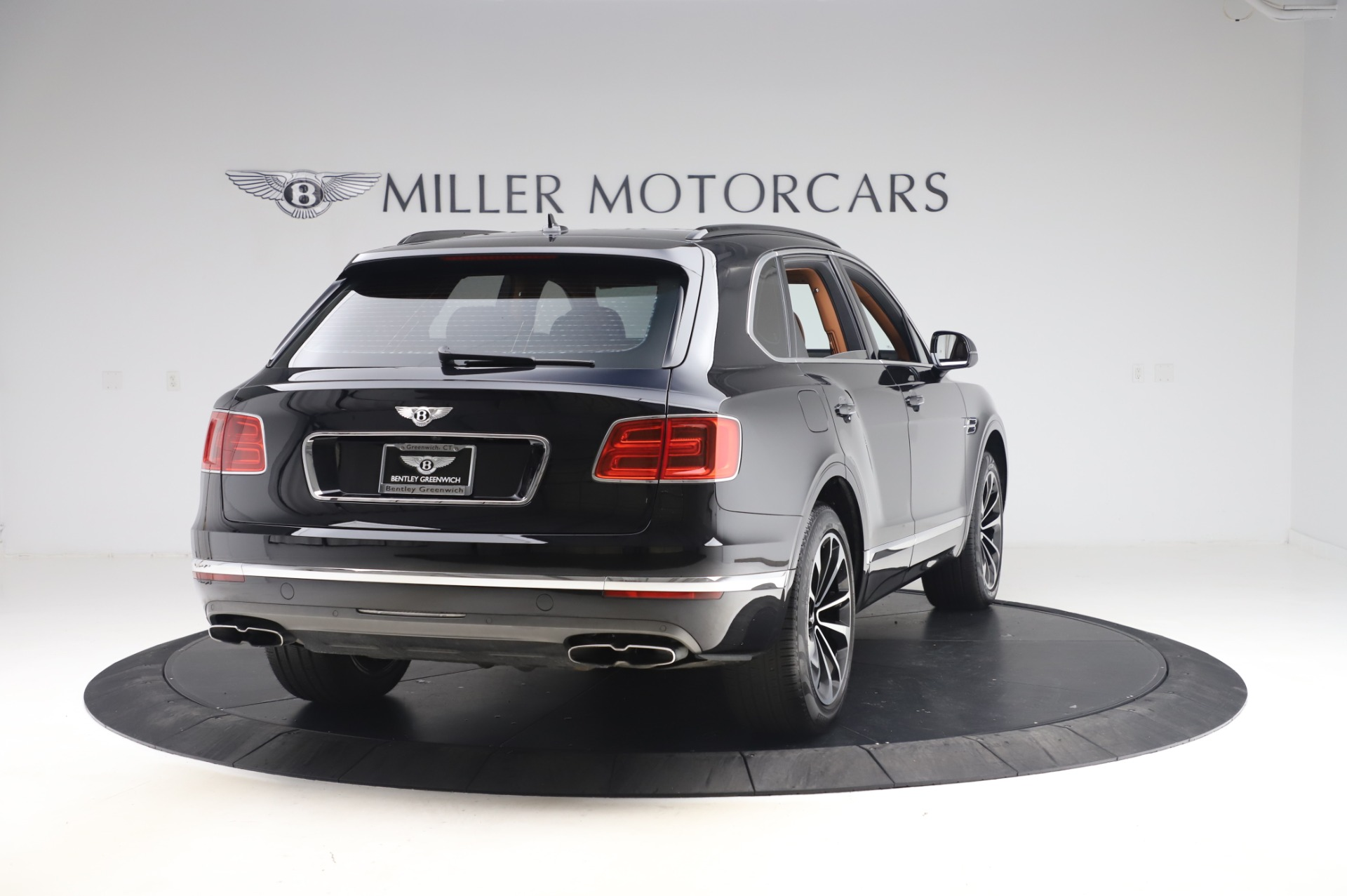 New 2019 Bentley Bentayga V8 For Sale In Greenwich, CT 2537_p7