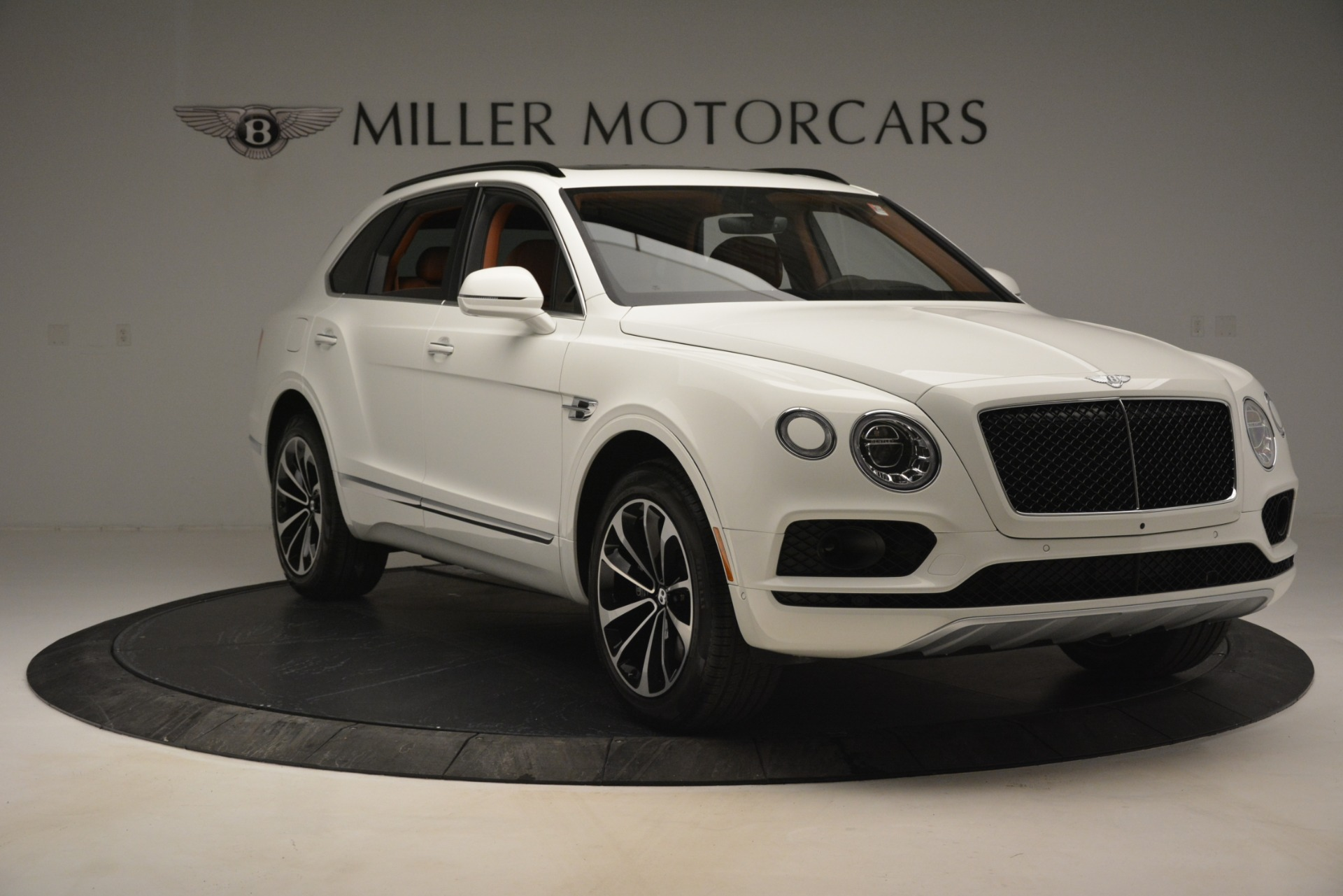 New 2019 Bentley Bentayga V8 For Sale In Greenwich, CT 2539_p12