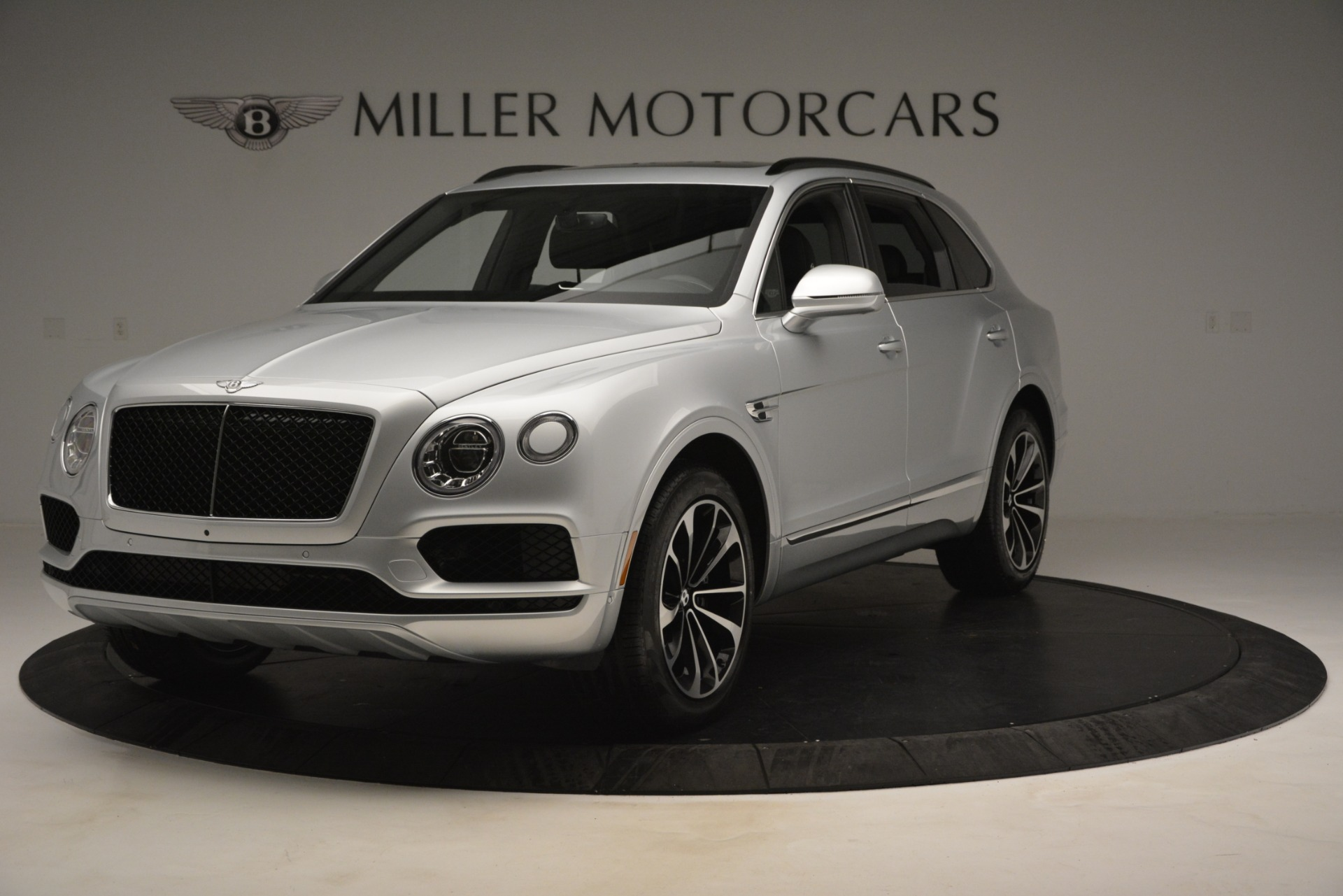 New 2019 Bentley Bentayga V8 For Sale In Greenwich, CT 2540_main