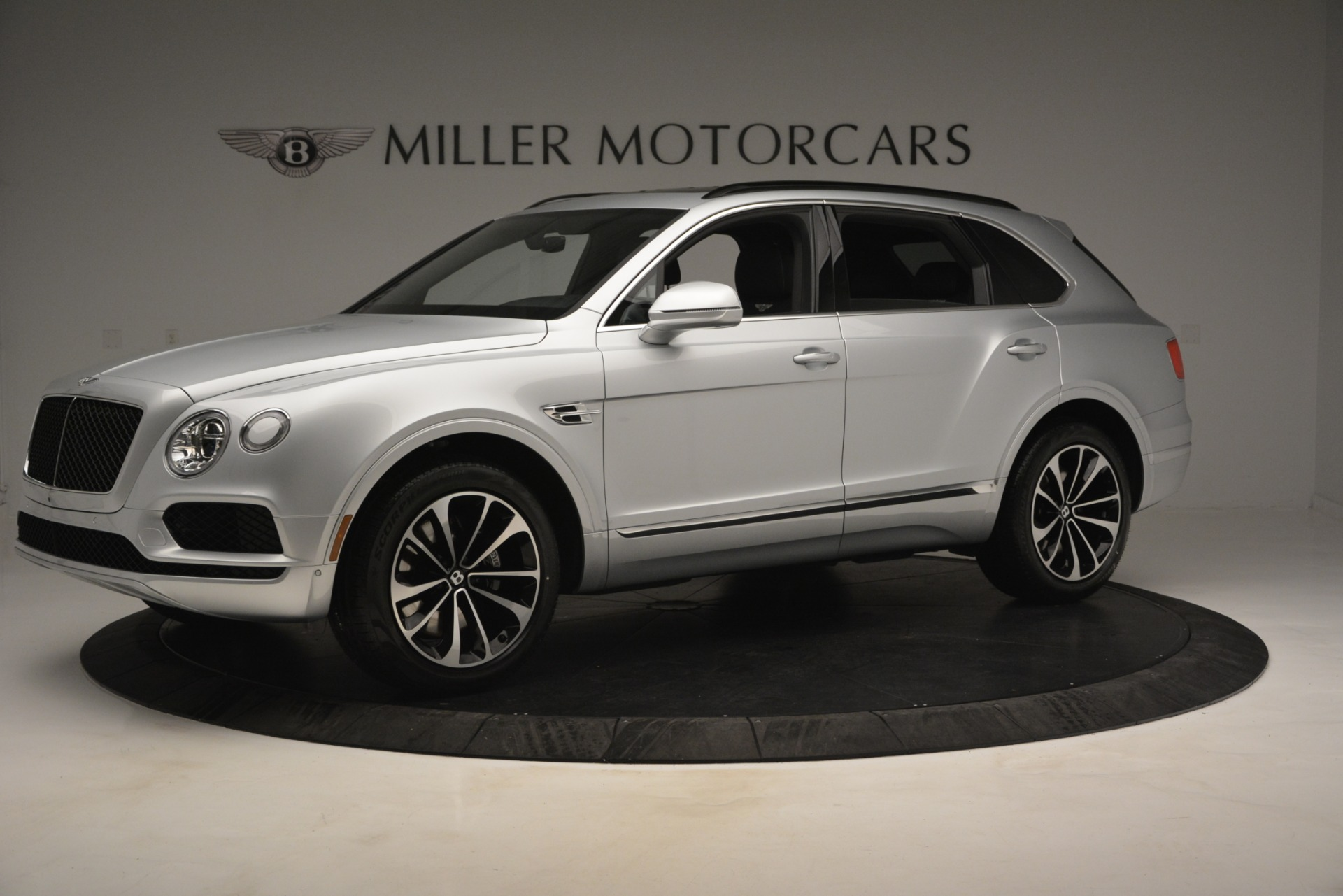 New 2019 Bentley Bentayga V8 For Sale In Greenwich, CT 2540_p2