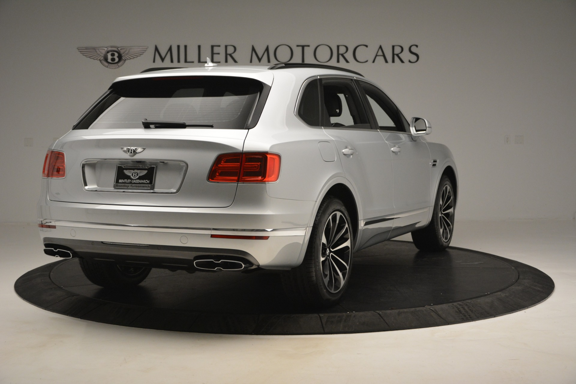 New 2019 Bentley Bentayga V8 For Sale In Greenwich, CT 2540_p7