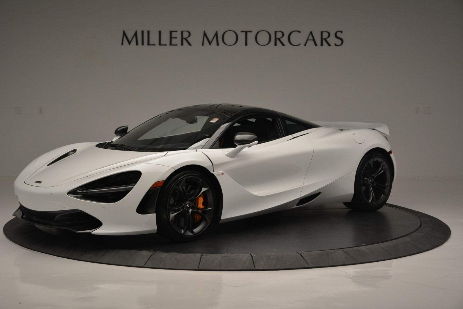 Used 2019 McLaren 720S Coupe For Sale In Greenwich, CT 2543_main
