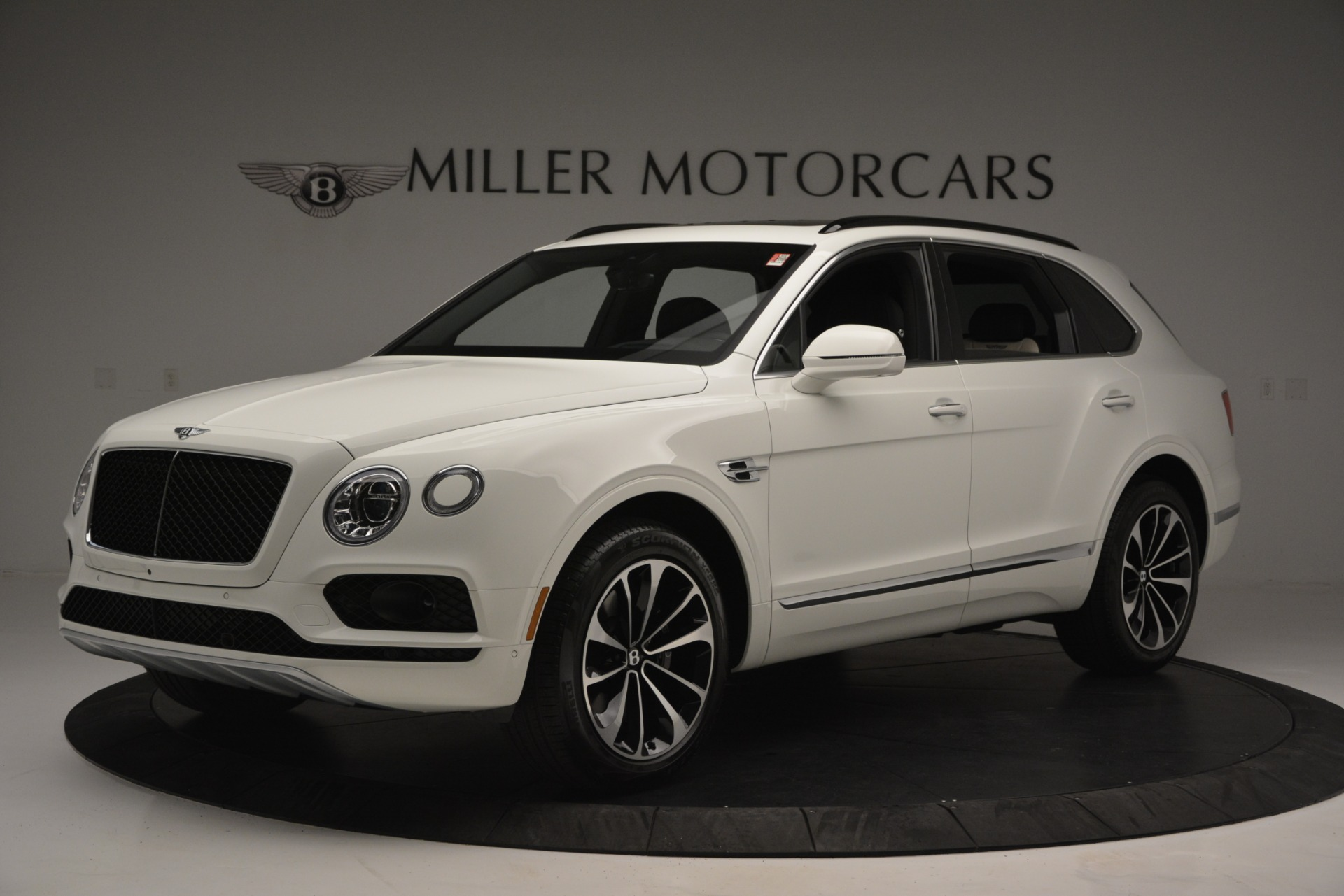 New 2019 Bentley Bentayga V8 For Sale In Greenwich, CT 2550_p2