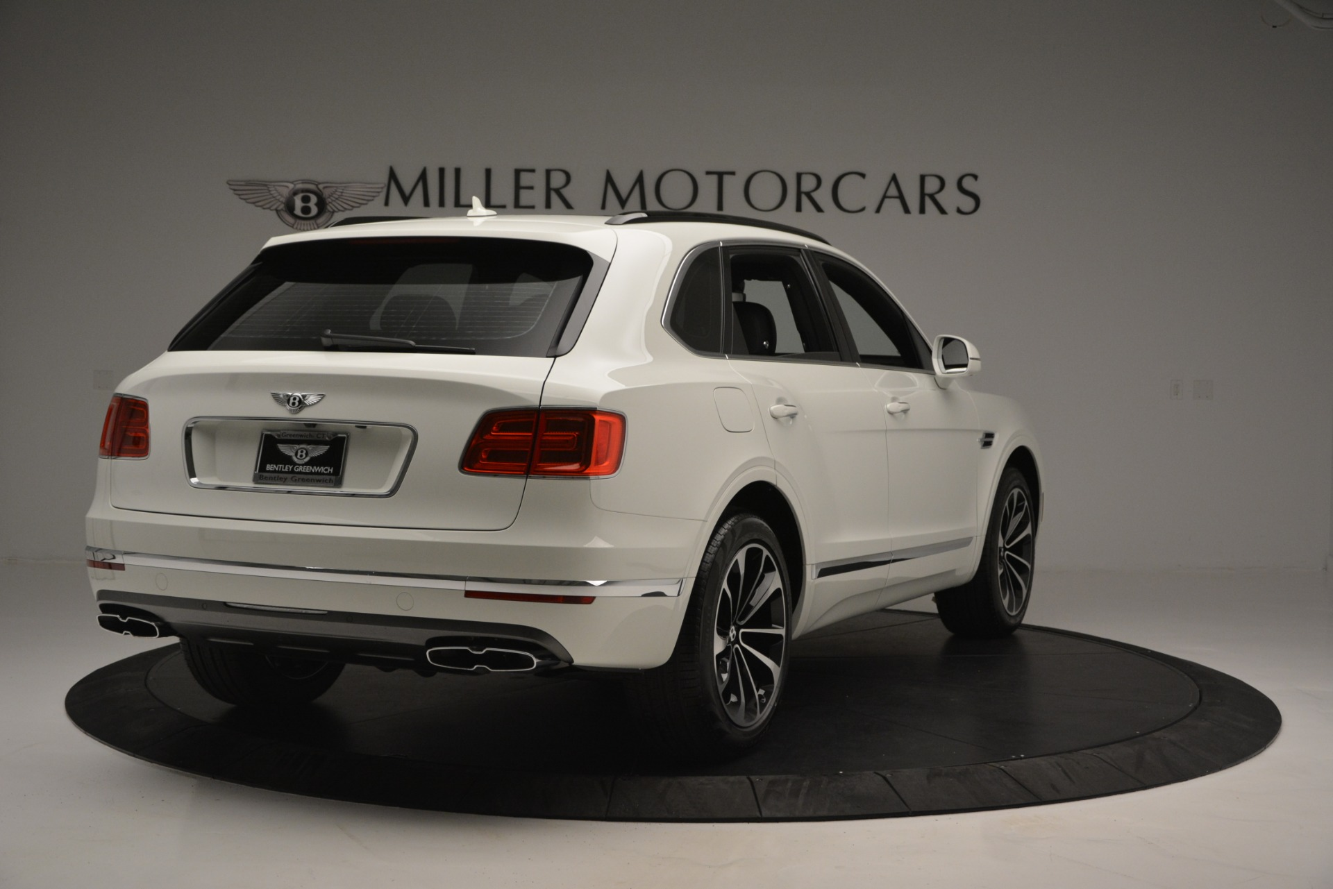 New 2019 Bentley Bentayga V8 For Sale In Greenwich, CT 2550_p7