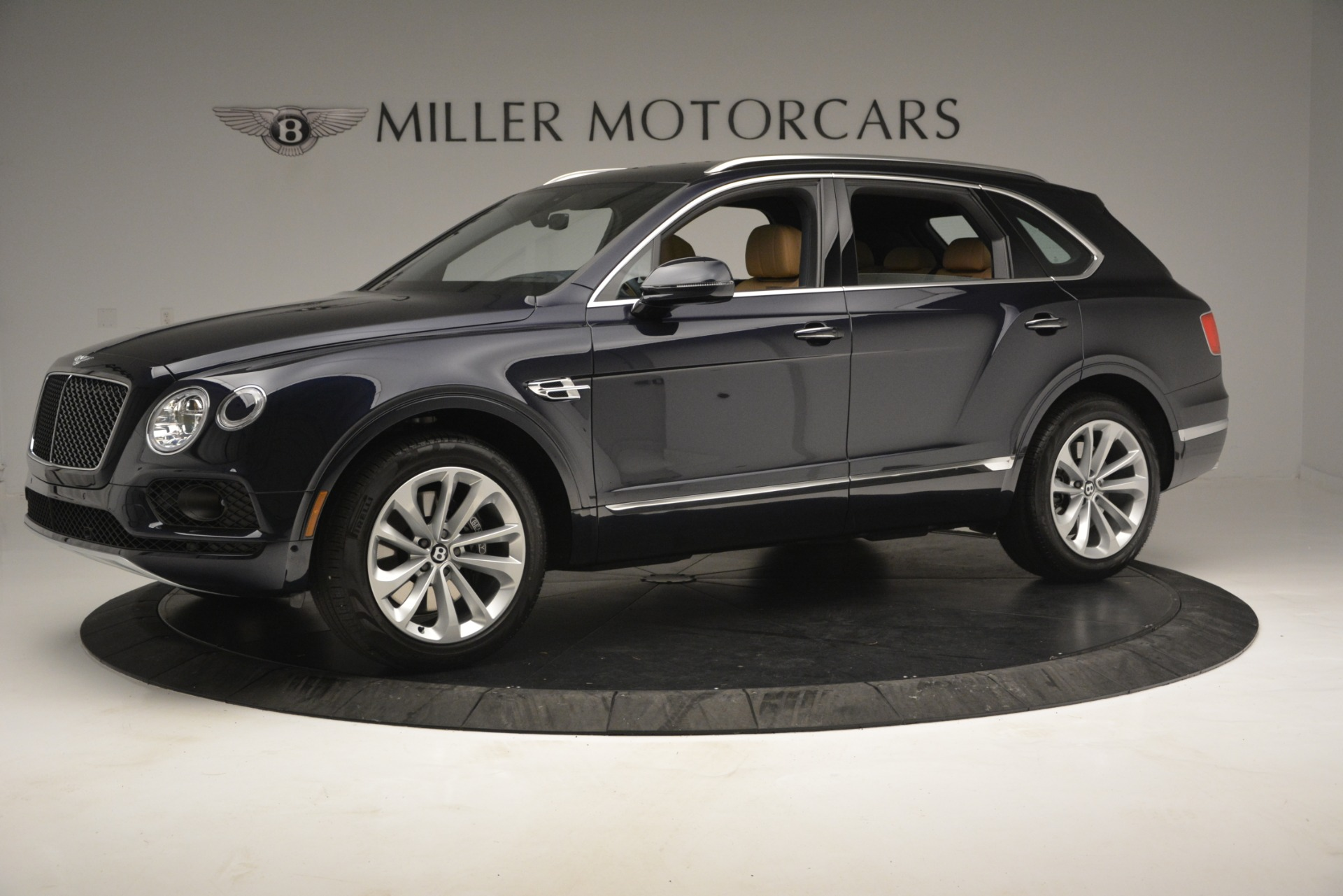 New 2019 Bentley Bentayga V8 For Sale In Greenwich, CT 2551_p2