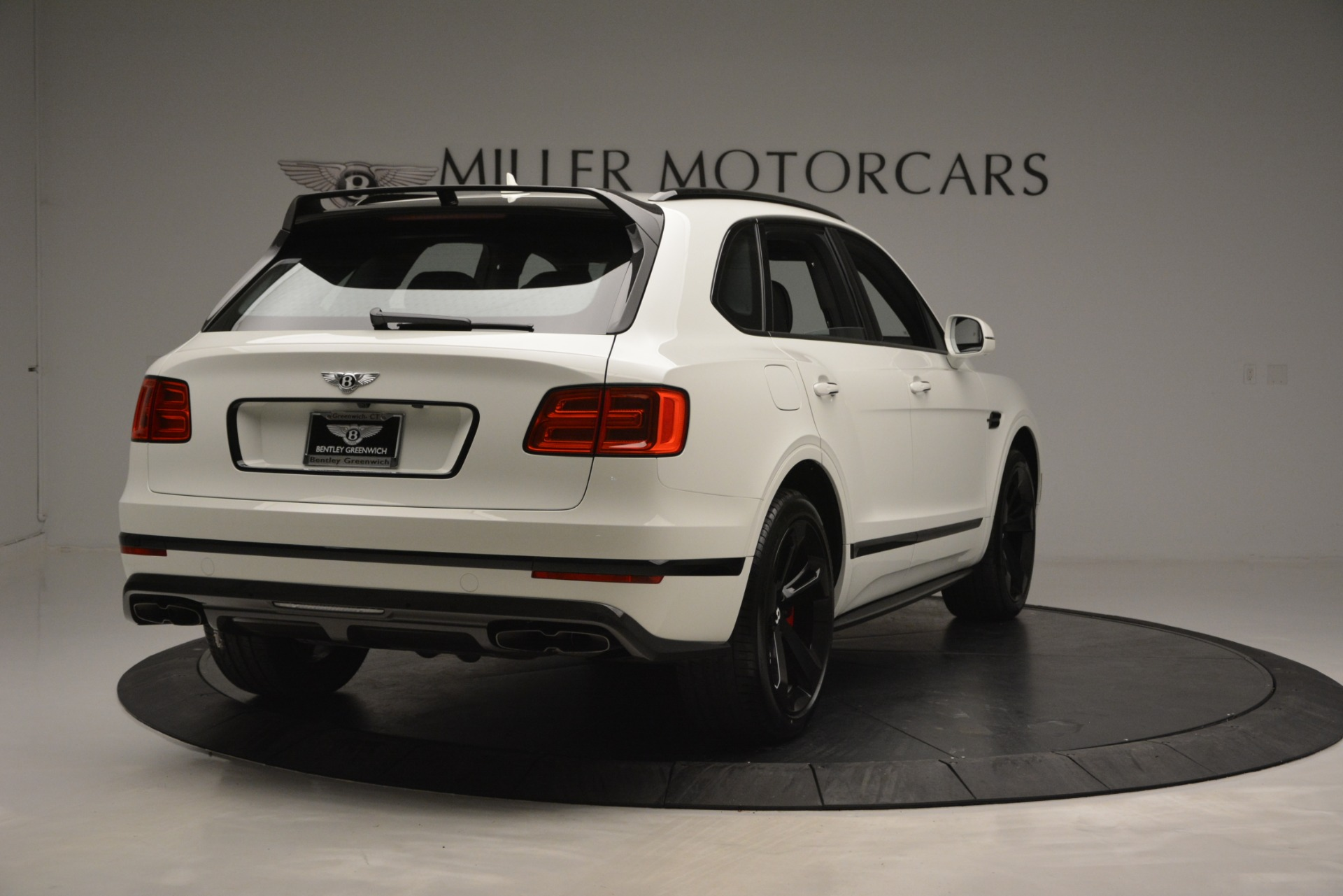 New 2019 Bentley Bentayga V8 For Sale In Greenwich, CT 2553_p7