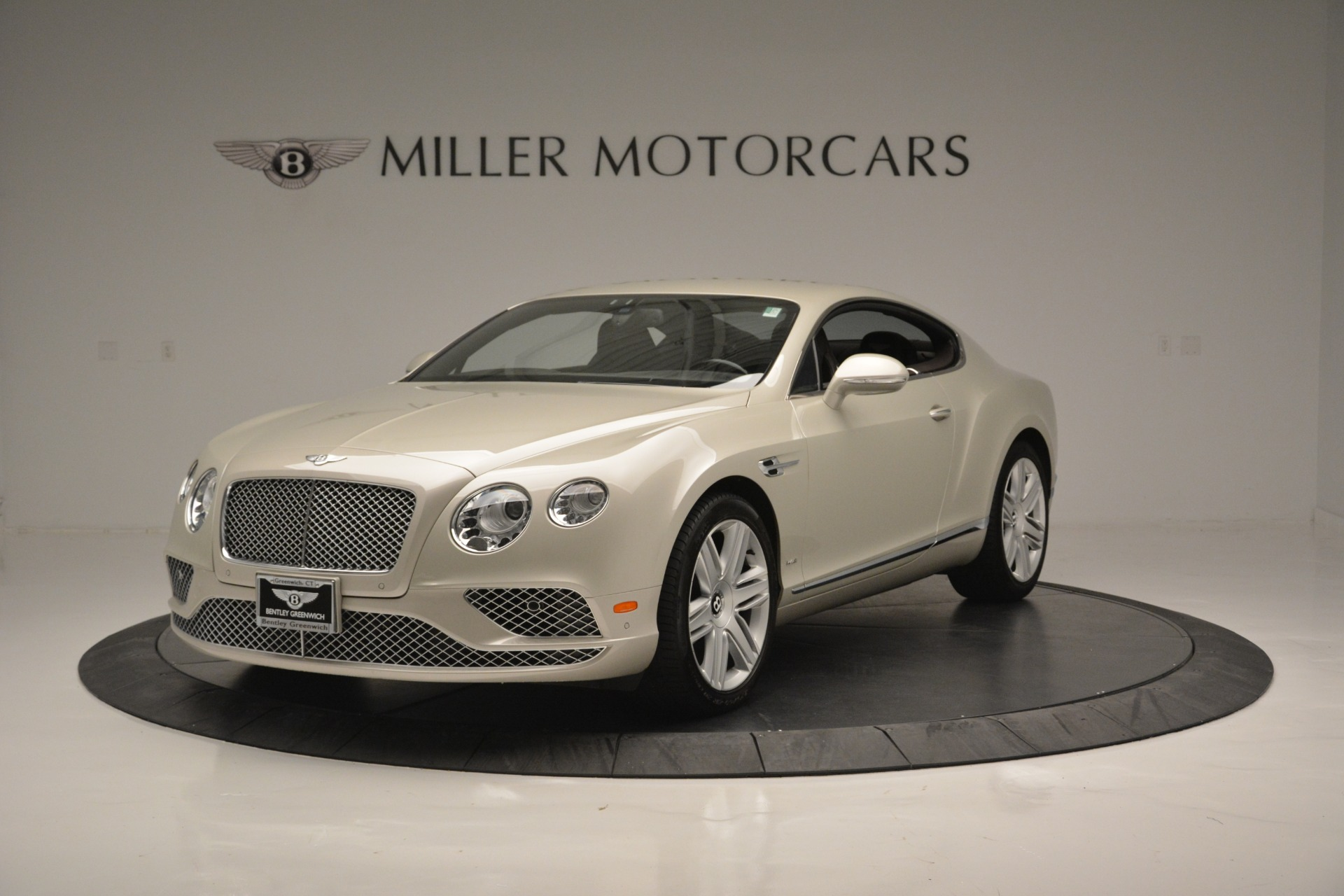 Used 2016 Bentley Continental GT W12 For Sale In Greenwich, CT 2555_main