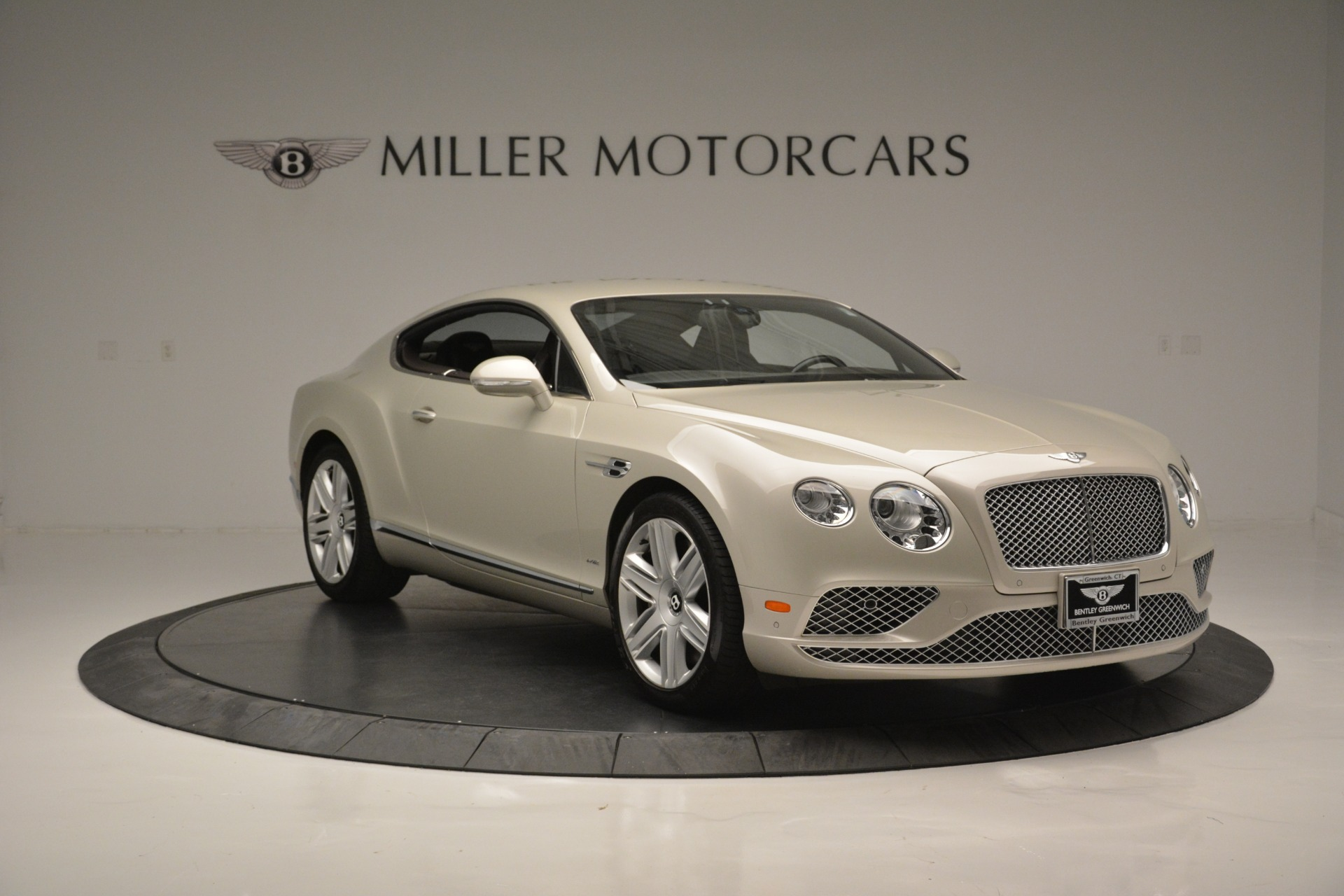 Used 2016 Bentley Continental GT W12 For Sale In Greenwich, CT 2555_p11