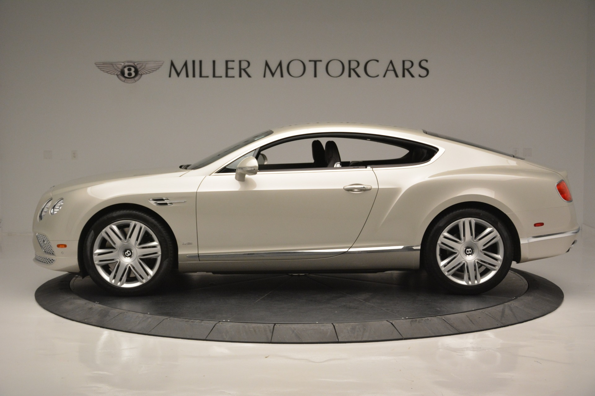 Used 2016 Bentley Continental GT W12 For Sale In Greenwich, CT 2555_p3