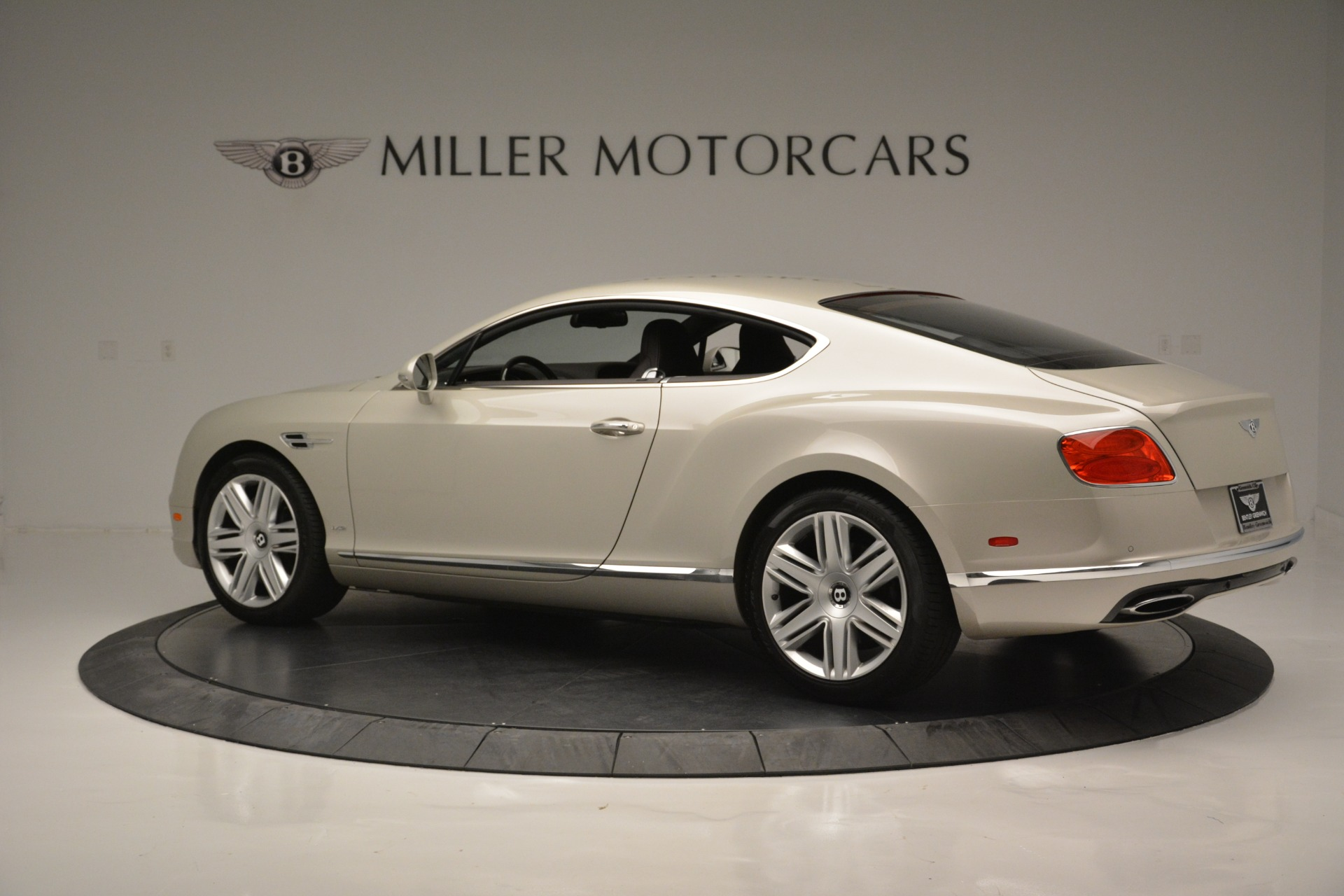 Used 2016 Bentley Continental GT W12 For Sale In Greenwich, CT 2555_p4