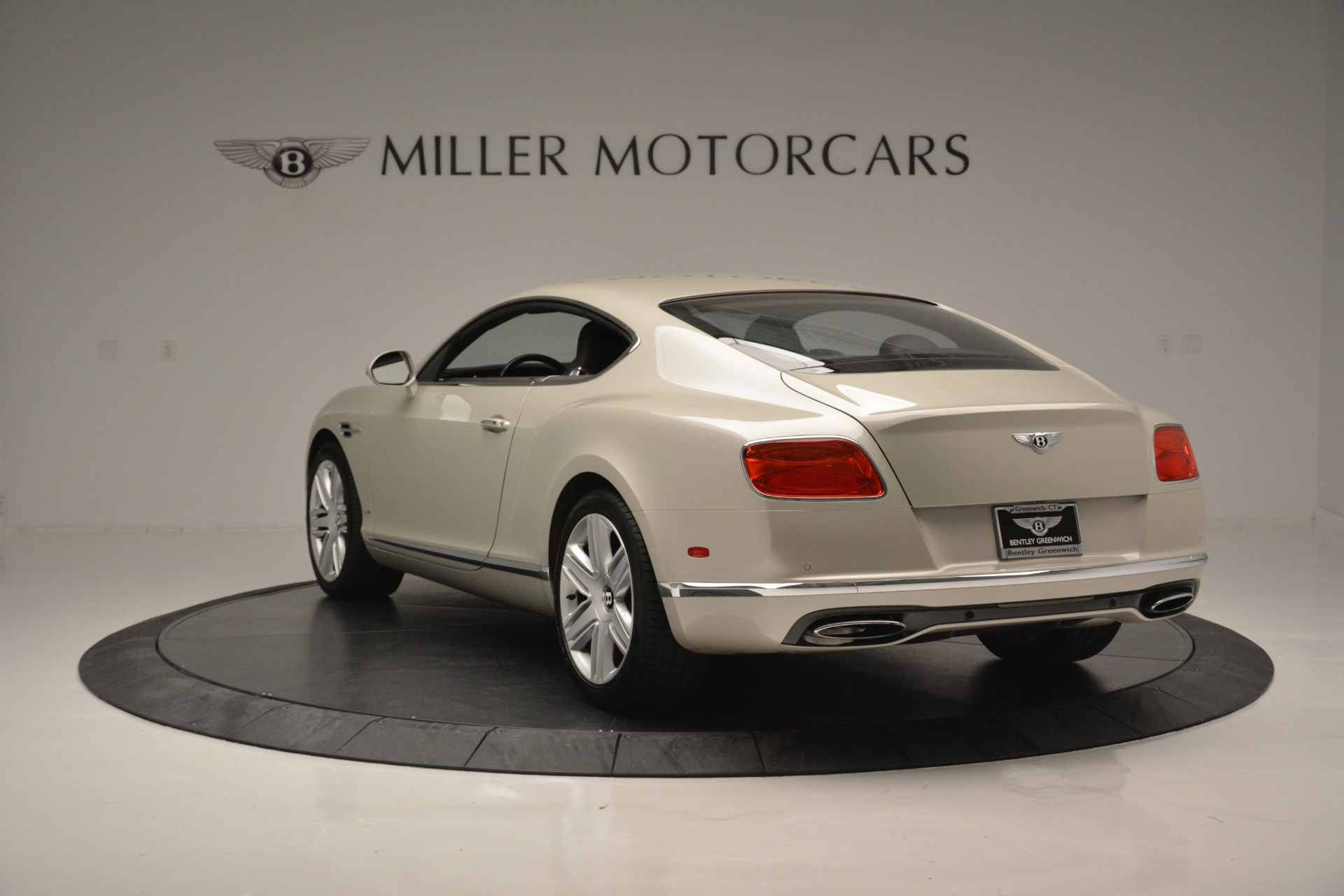 Used 2016 Bentley Continental GT W12 For Sale In Greenwich, CT 2555_p5