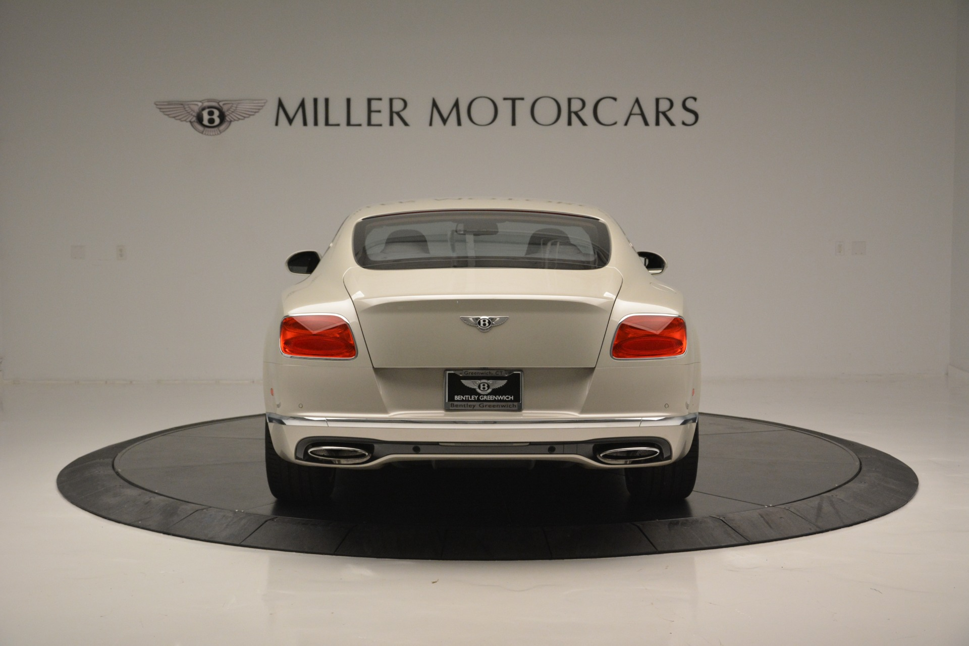 Used 2016 Bentley Continental GT W12 For Sale In Greenwich, CT 2555_p6