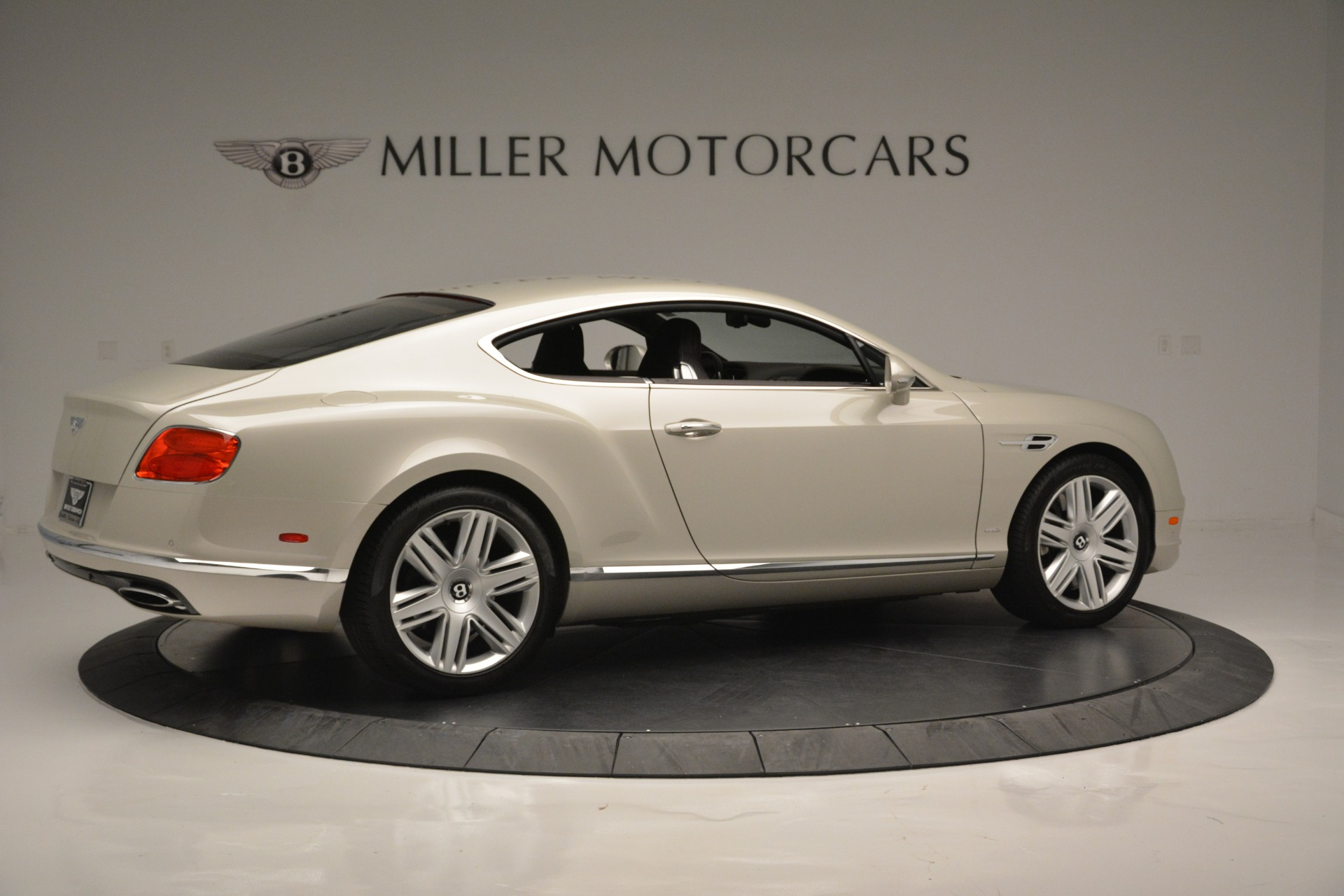 Used 2016 Bentley Continental GT W12 For Sale In Greenwich, CT 2555_p8