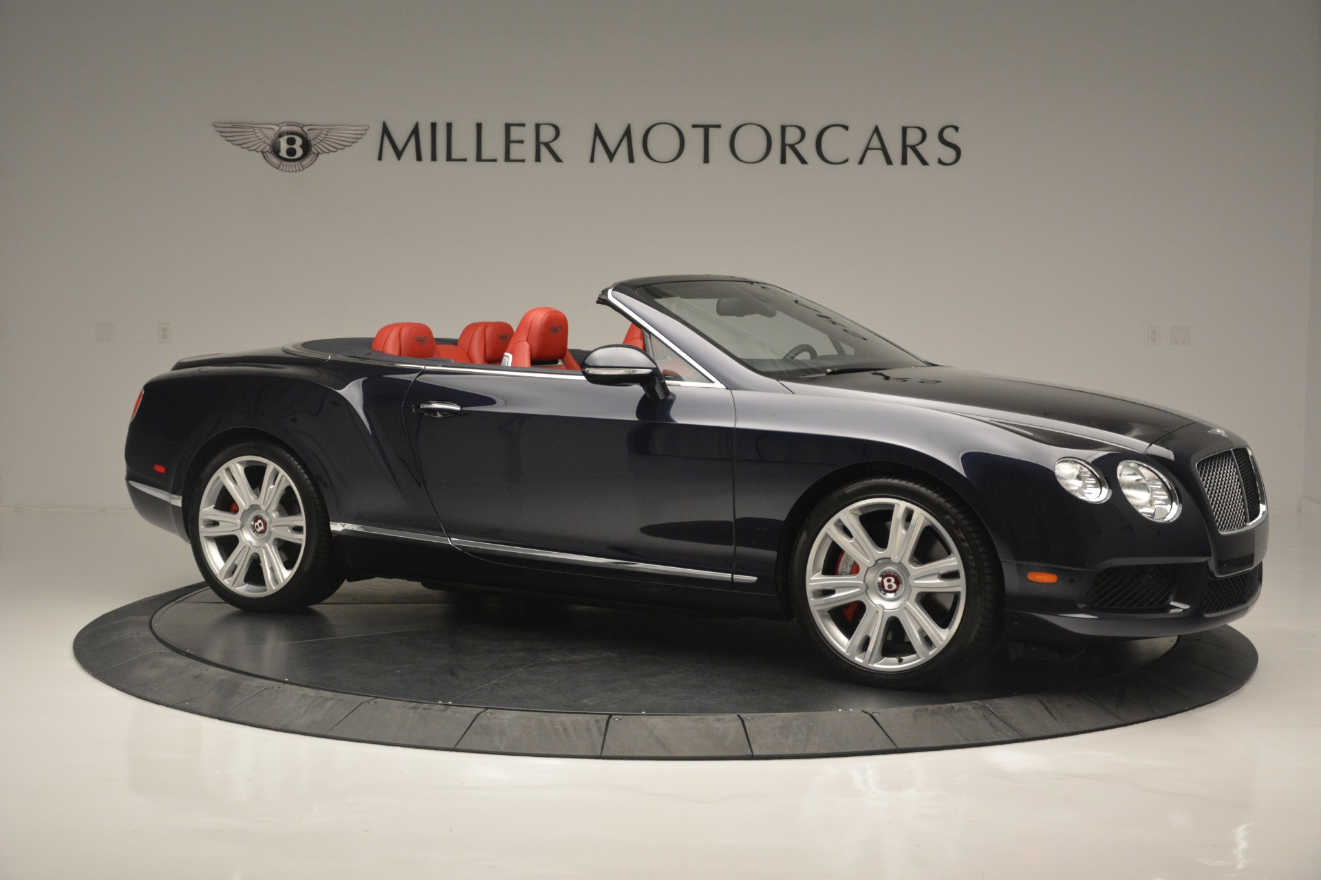 Used 2013 Bentley Continental GT V8 For Sale In Greenwich, CT 2557_p10