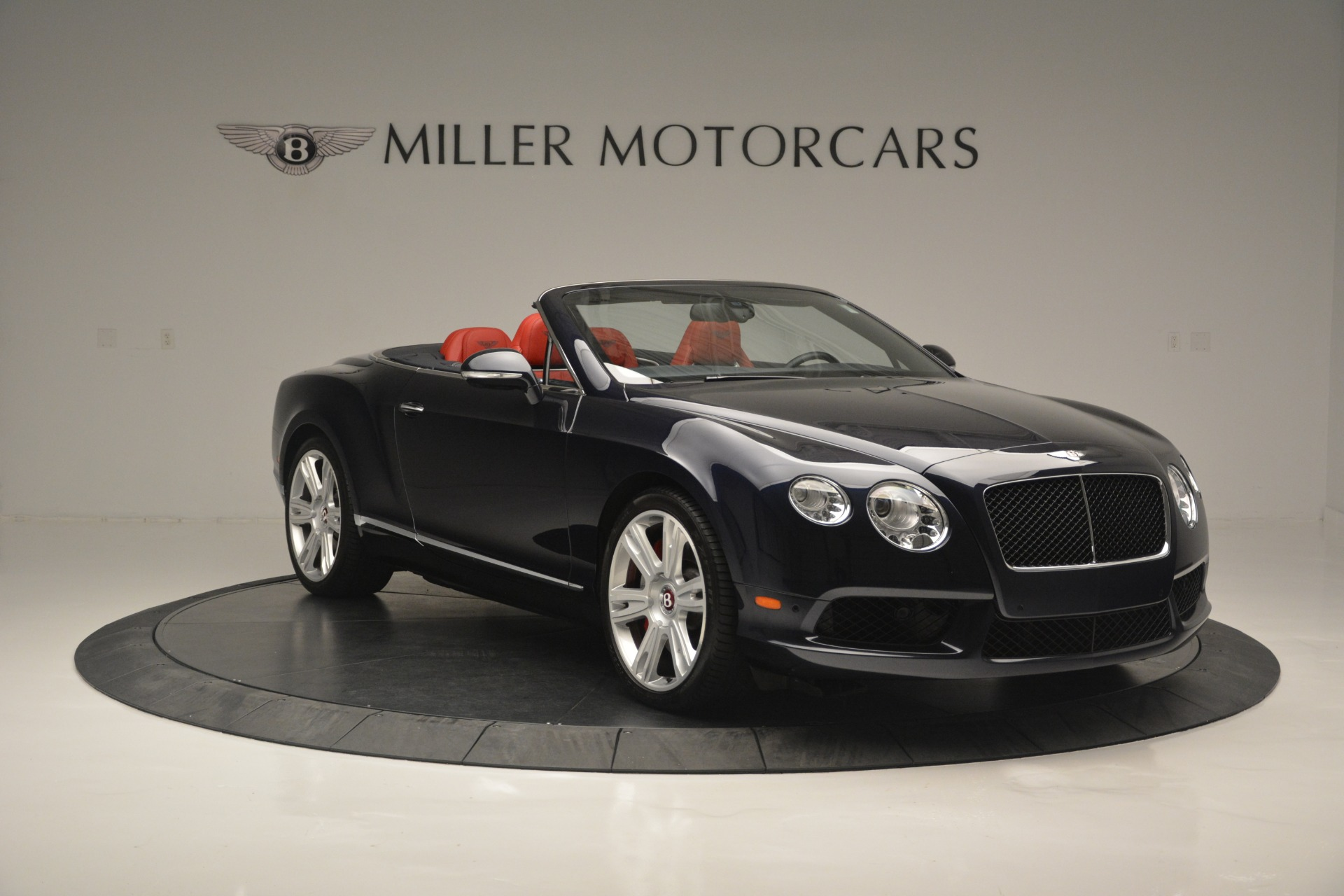 Used 2013 Bentley Continental GT V8 For Sale In Greenwich, CT 2557_p11