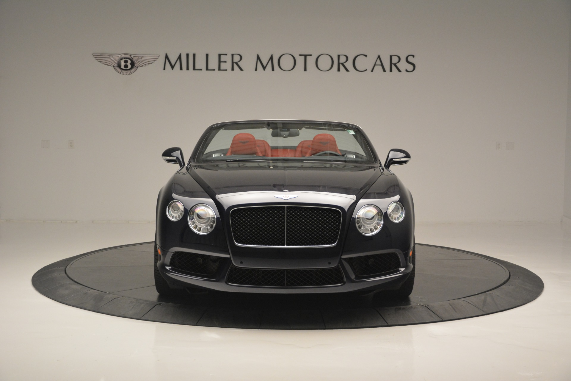 Used 2013 Bentley Continental GT V8 For Sale In Greenwich, CT 2557_p12