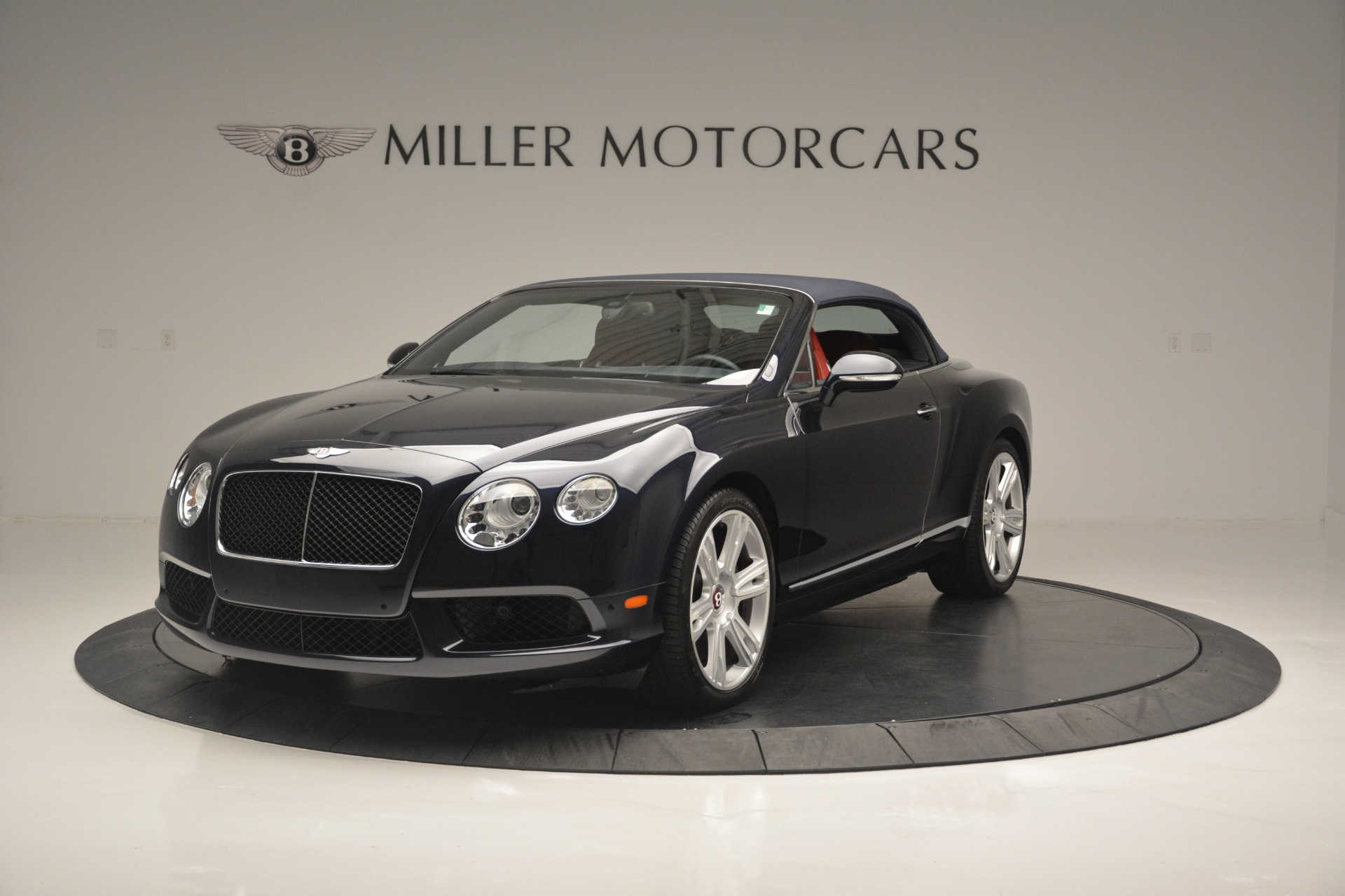 Used 2013 Bentley Continental GT V8 For Sale In Greenwich, CT 2557_p13