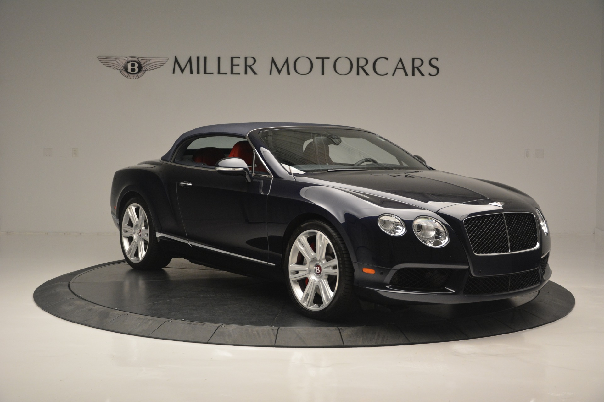 Used 2013 Bentley Continental GT V8 For Sale In Greenwich, CT 2557_p19