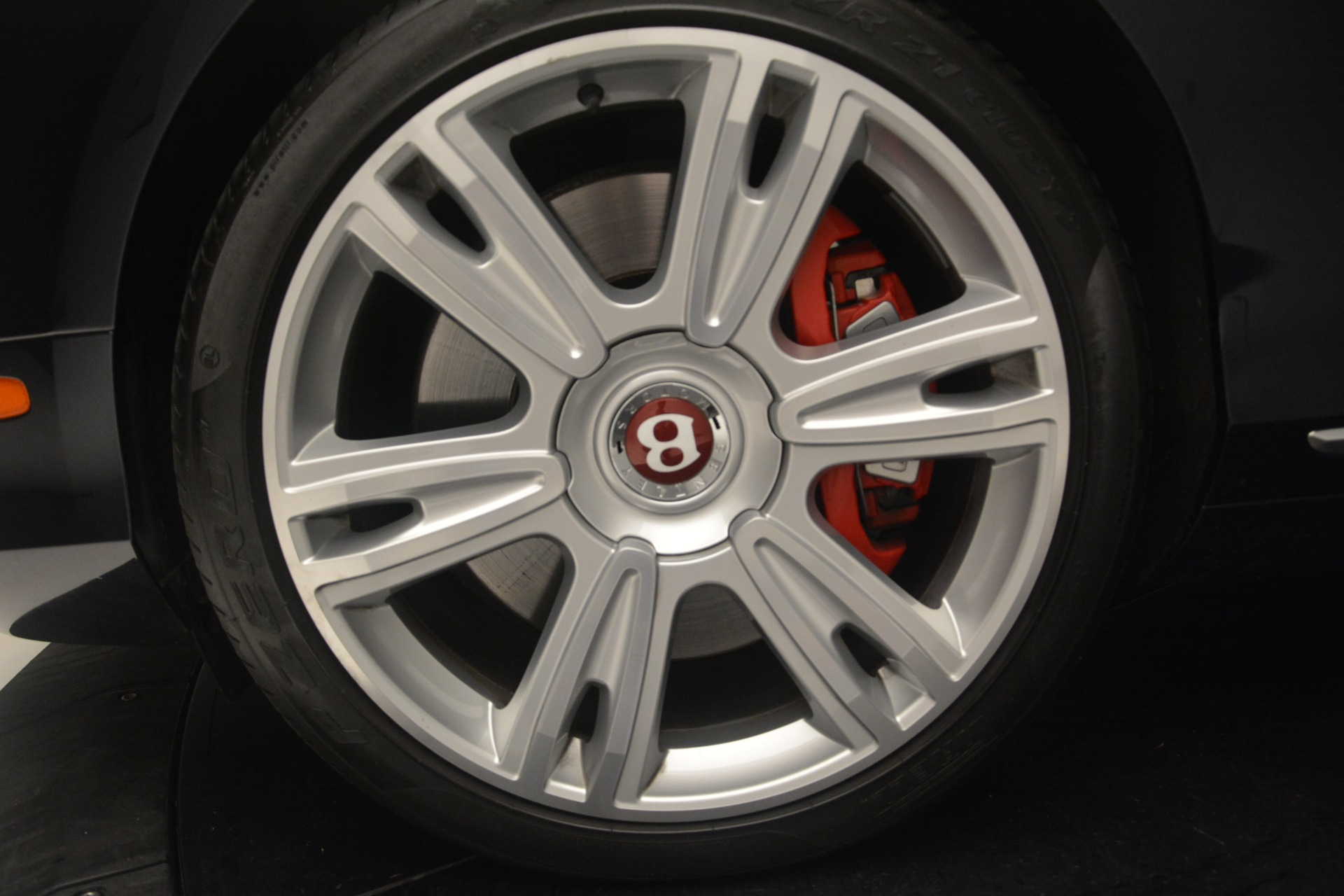 Used 2013 Bentley Continental GT V8 For Sale In Greenwich, CT 2557_p21