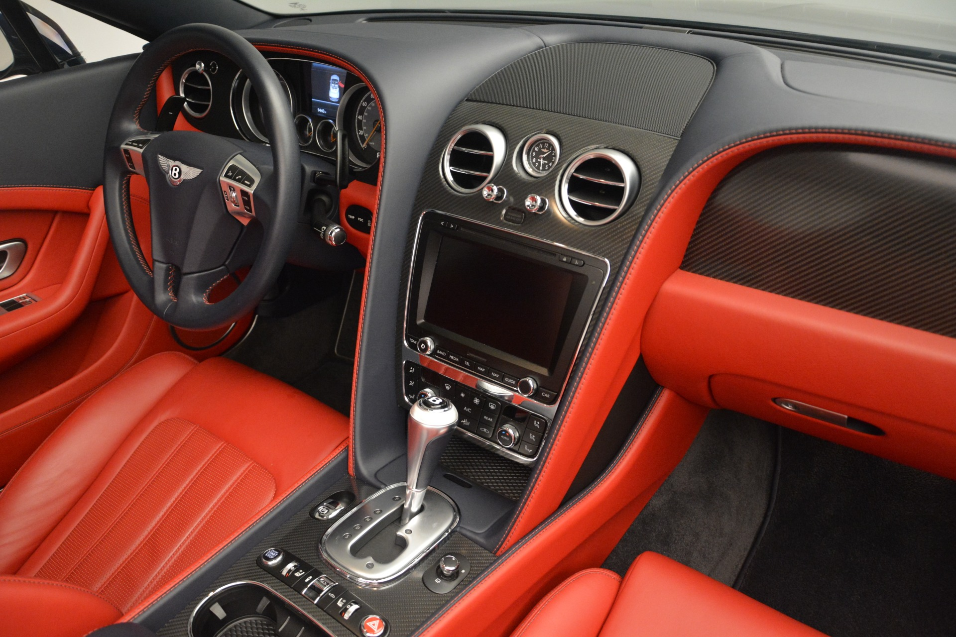 Used 2013 Bentley Continental GT V8 For Sale In Greenwich, CT 2557_p30