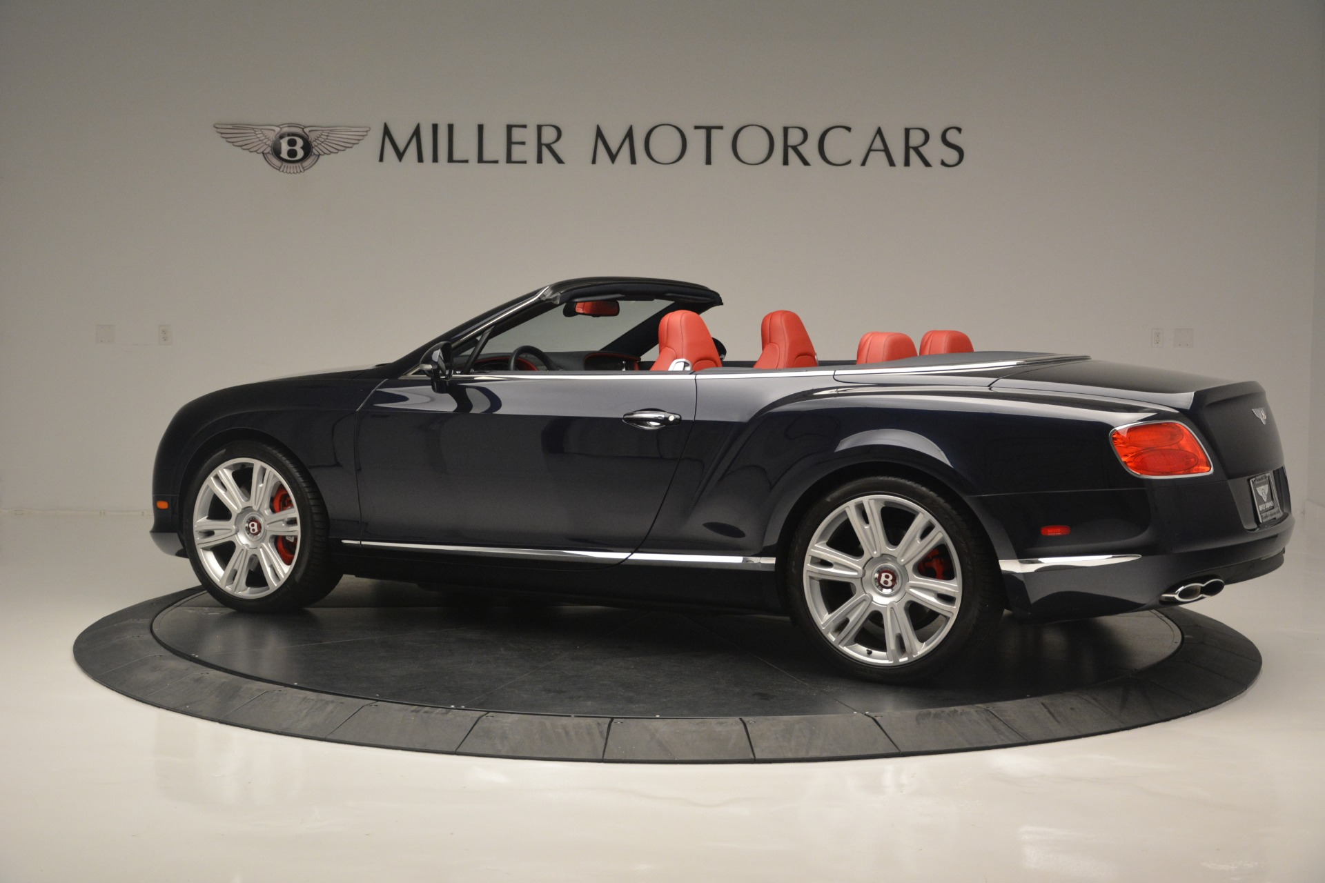 Used 2013 Bentley Continental GT V8 For Sale In Greenwich, CT 2557_p4