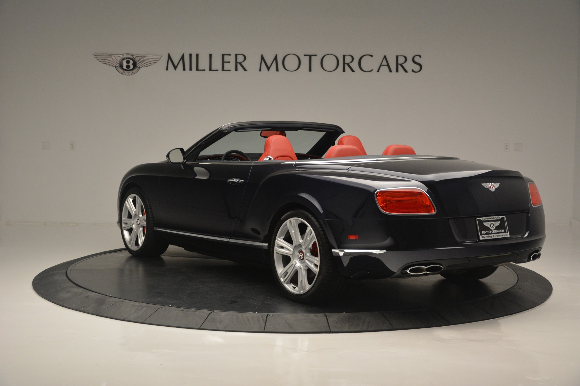 Used 2013 Bentley Continental GT V8 For Sale In Greenwich, CT 2557_p5