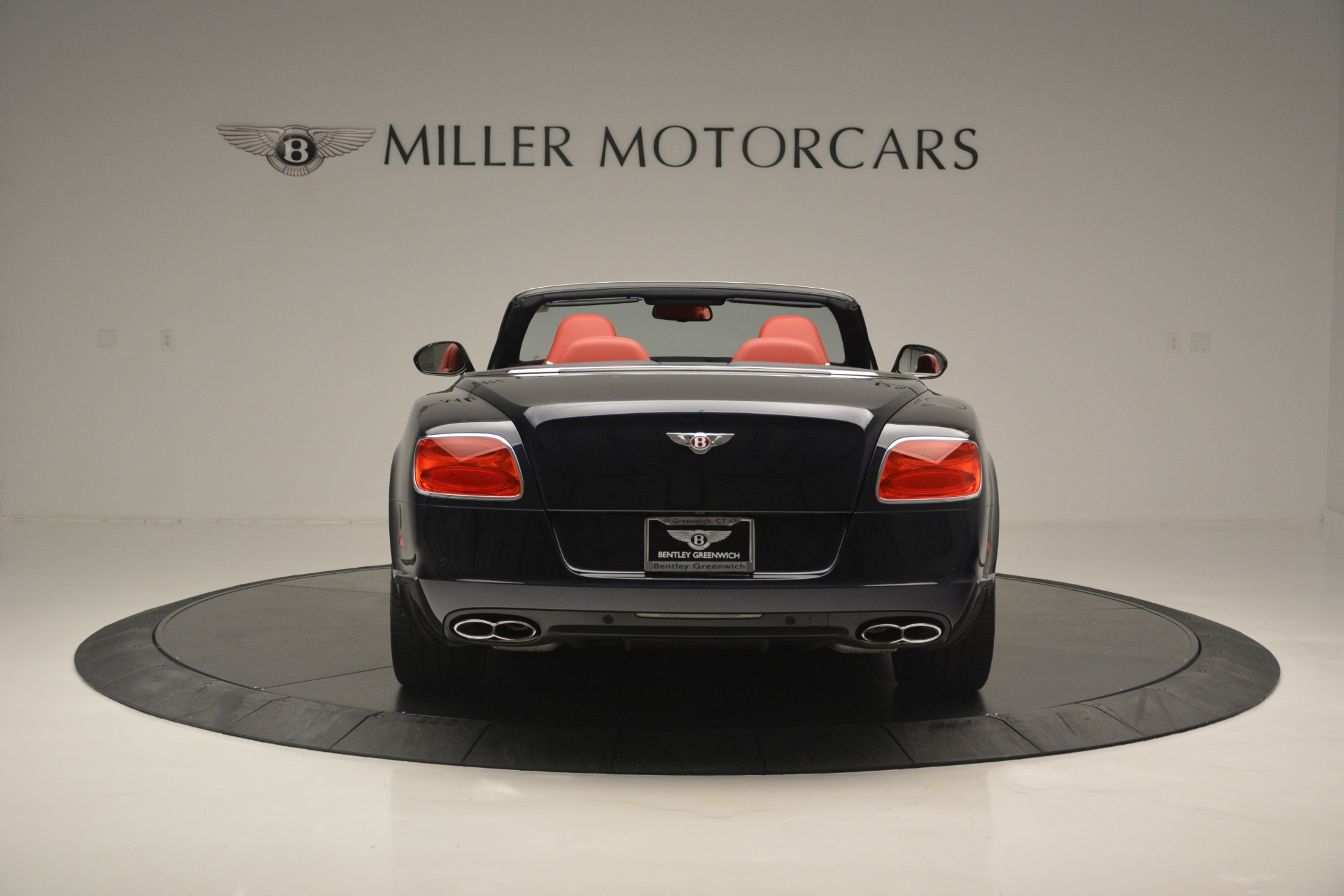 Used 2013 Bentley Continental GT V8 For Sale In Greenwich, CT 2557_p6