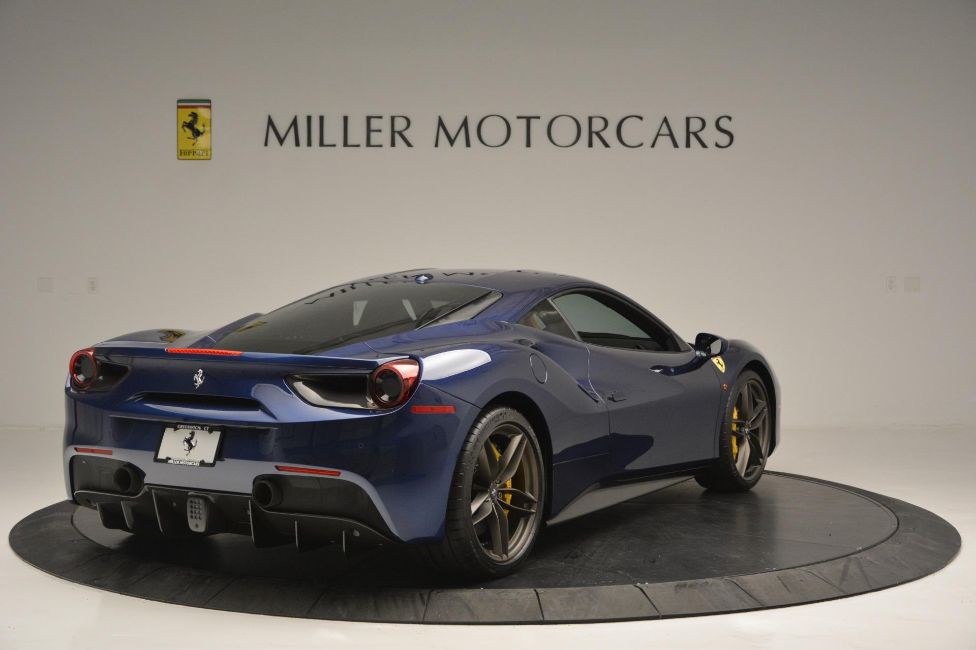Used 2018 Ferrari 488 GTB  For Sale In Greenwich, CT 2560_p7