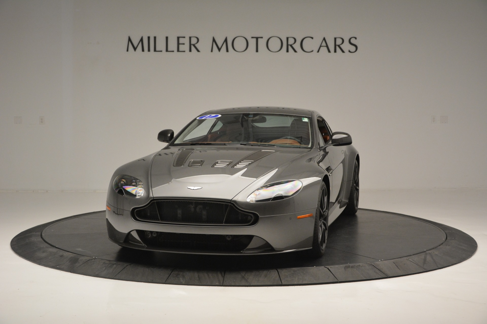 Used 2017 Aston Martin V12 Vantage S  For Sale In Greenwich, CT 2561_main