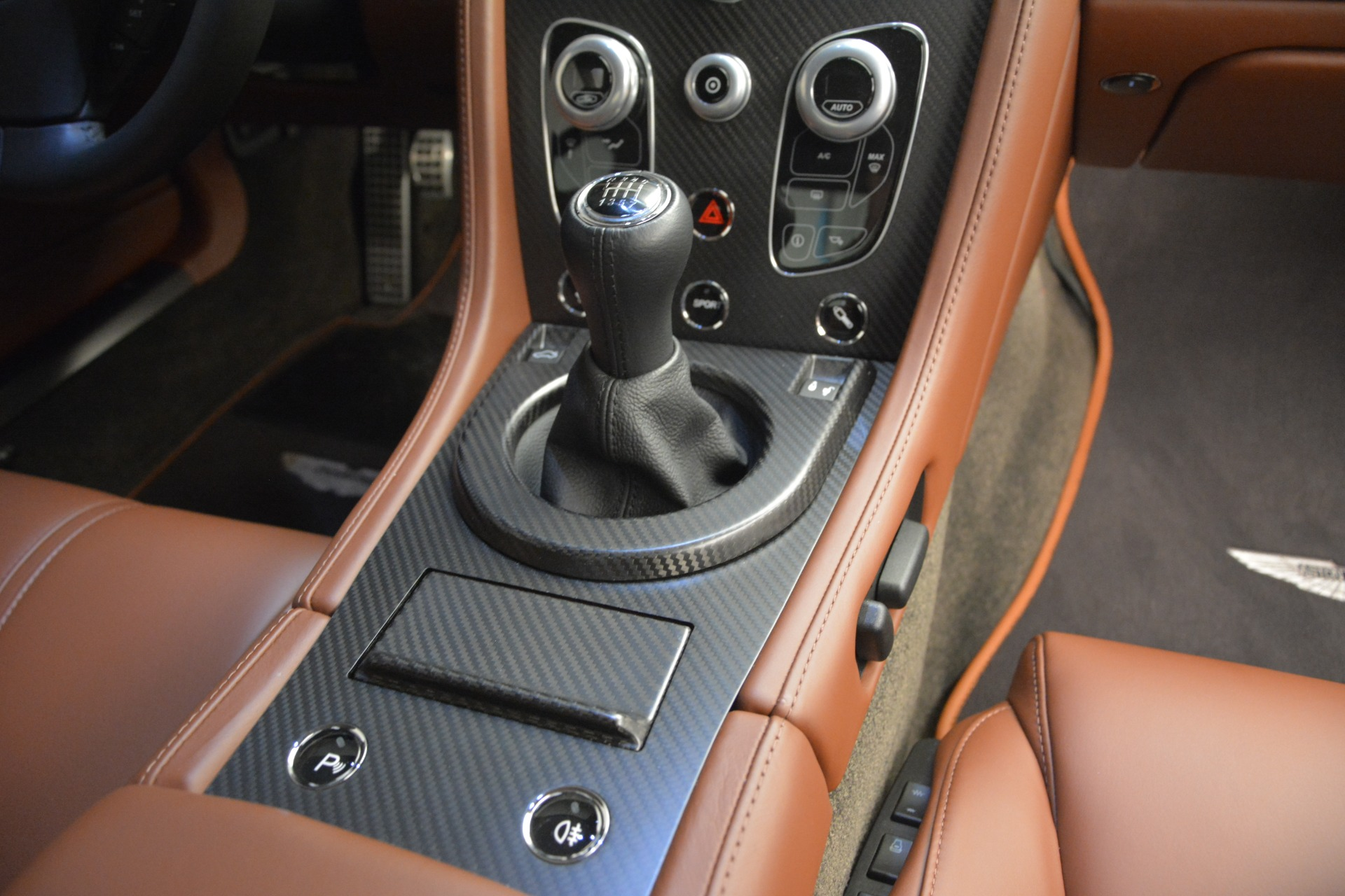 Used 2017 Aston Martin V12 Vantage S  For Sale In Greenwich, CT 2561_p19