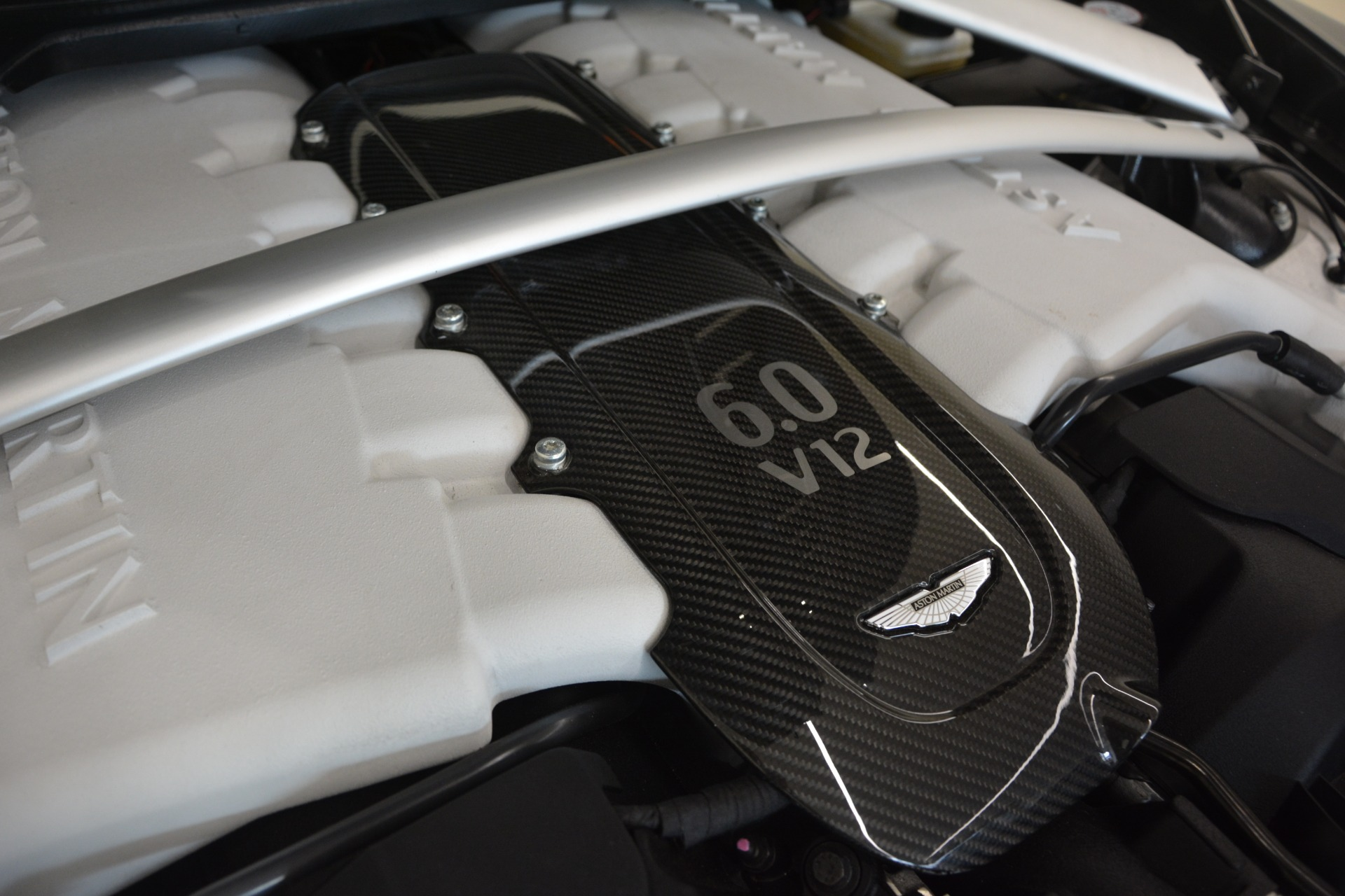 Used 2017 Aston Martin V12 Vantage S  For Sale In Greenwich, CT 2561_p25