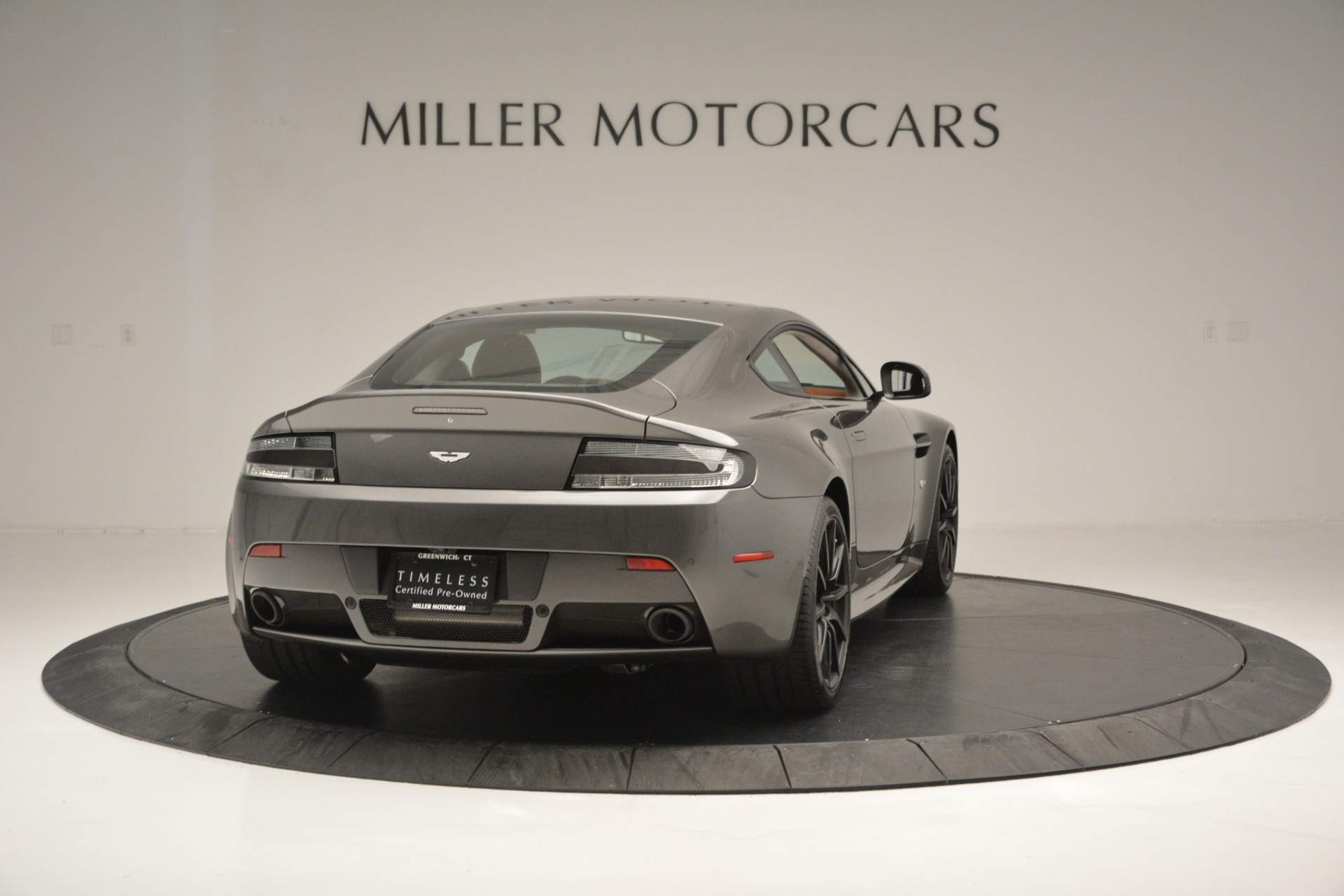 Used 2017 Aston Martin V12 Vantage S  For Sale In Greenwich, CT 2561_p7