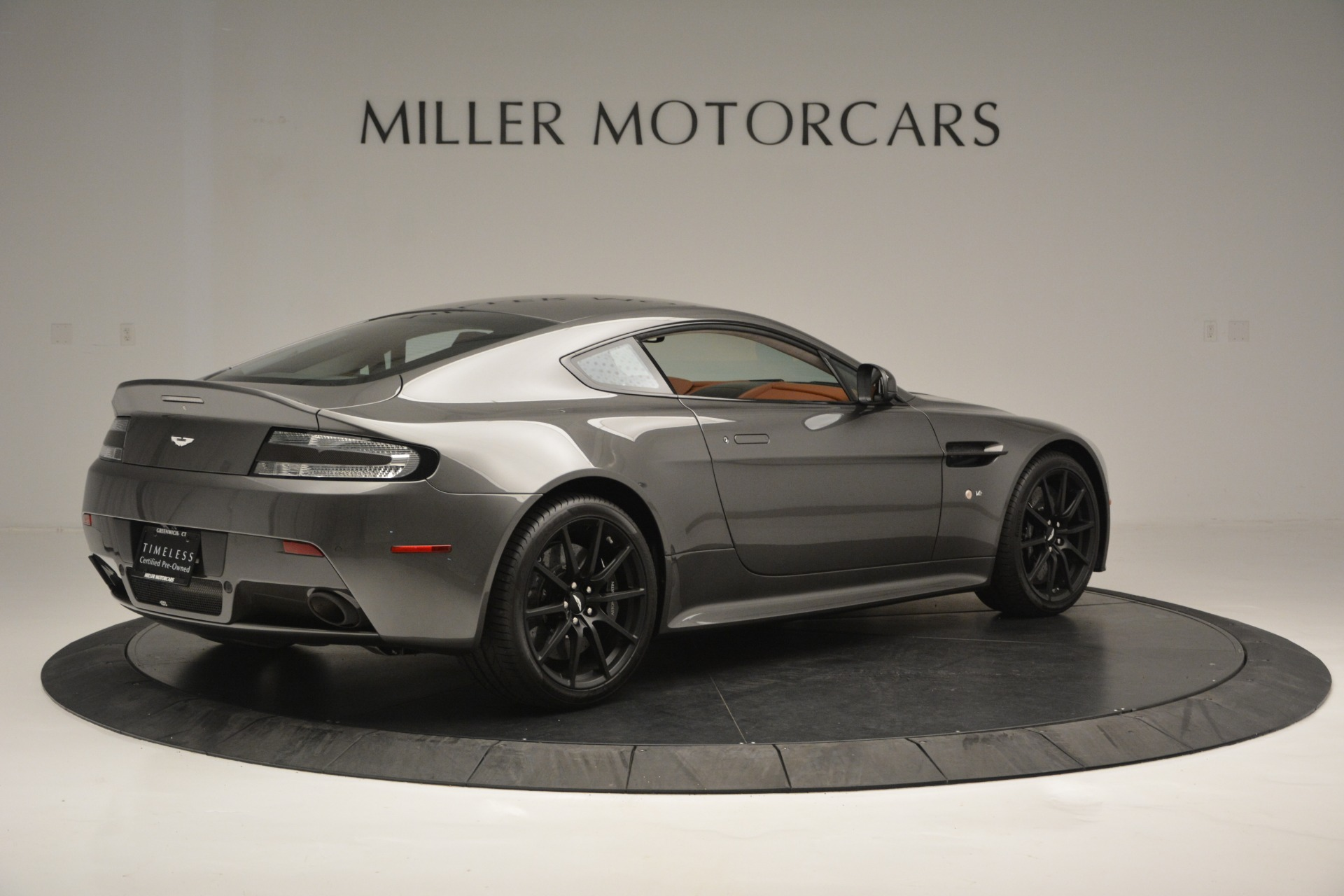 Used 2017 Aston Martin V12 Vantage S  For Sale In Greenwich, CT 2561_p8