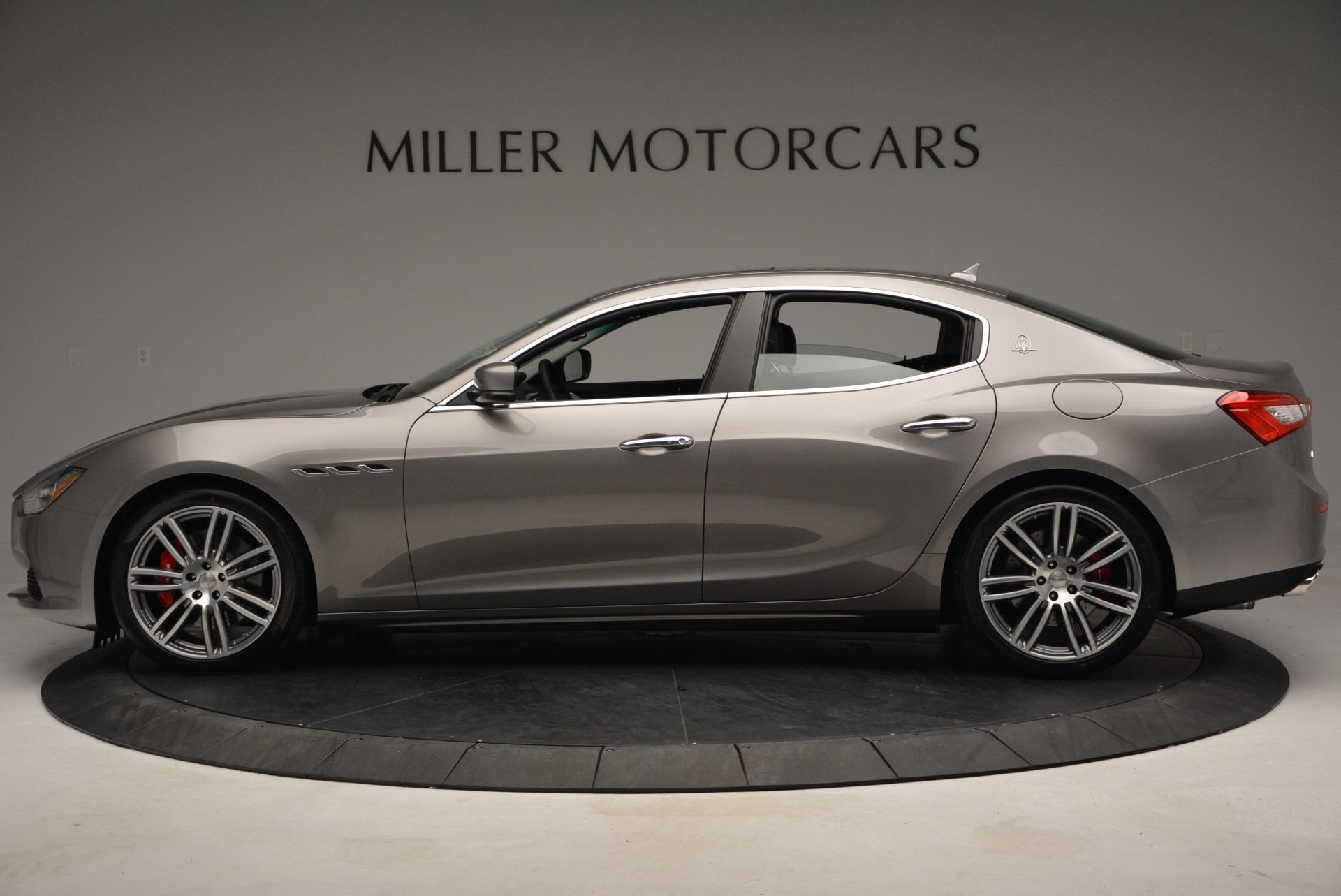 Used 2014 Maserati Ghibli S Q4 For Sale In Greenwich, CT 2562_p3