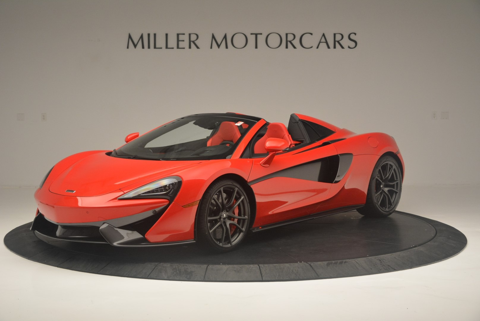 New 2019 McLaren 570S Spider Convertible For Sale In Greenwich, CT 2564_main