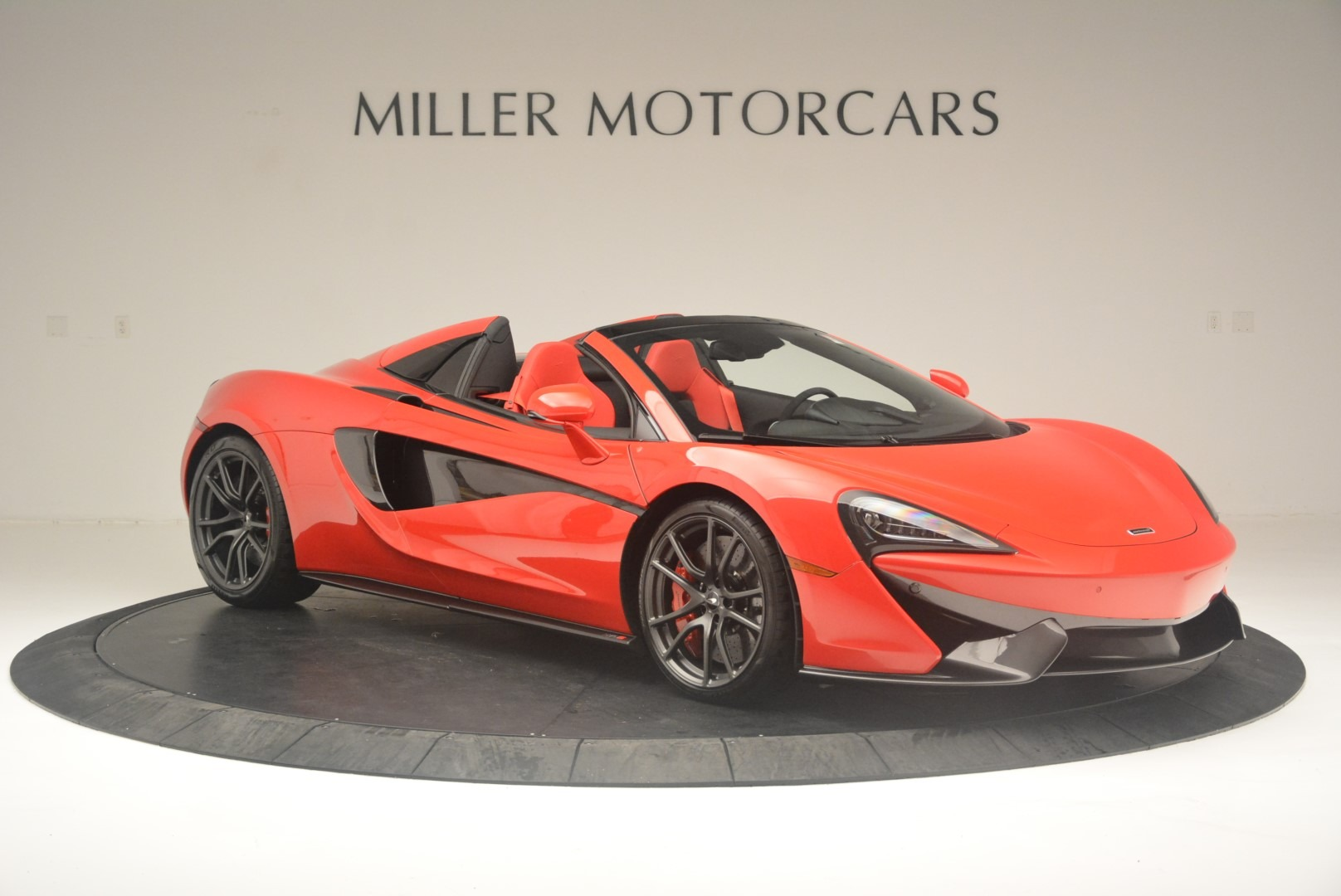 New 2019 McLaren 570S Spider Convertible For Sale In Greenwich, CT 2564_p10