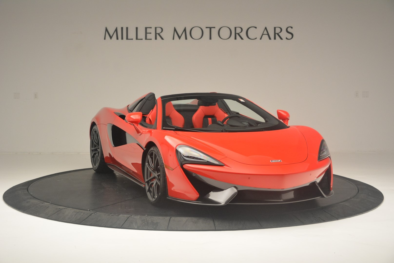 New 2019 McLaren 570S Spider Convertible For Sale In Greenwich, CT 2564_p11