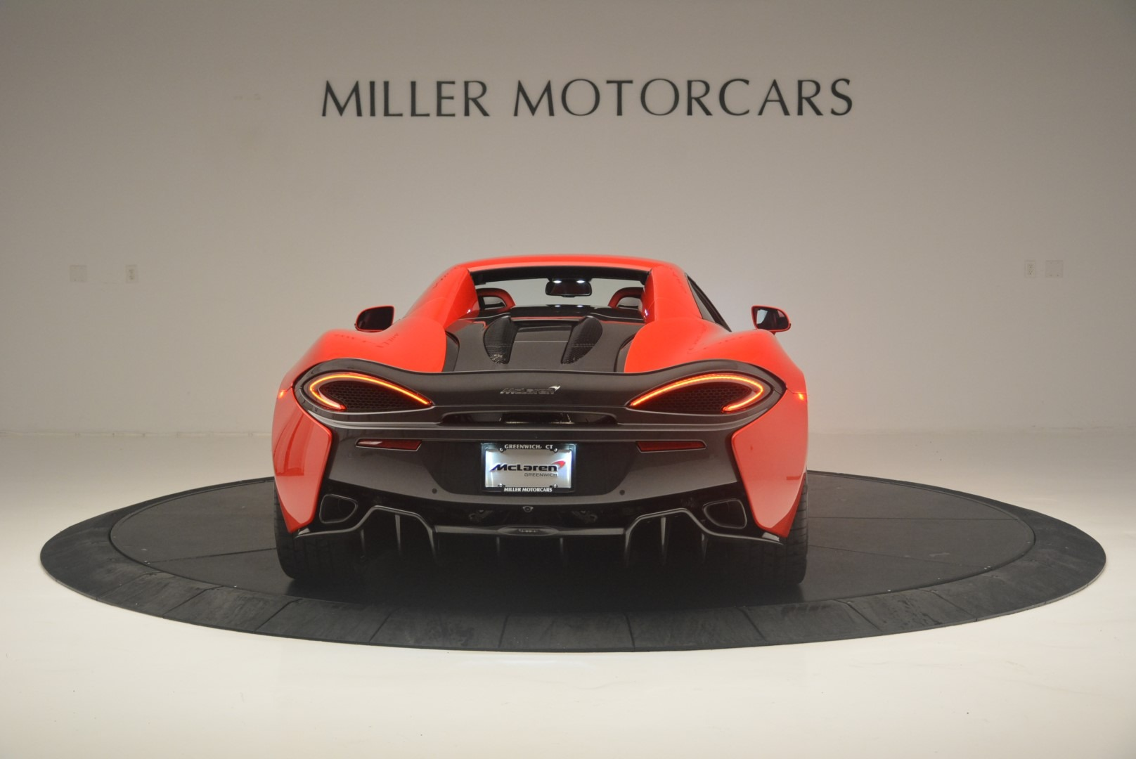 New 2019 McLaren 570S Spider Convertible For Sale In Greenwich, CT 2564_p17