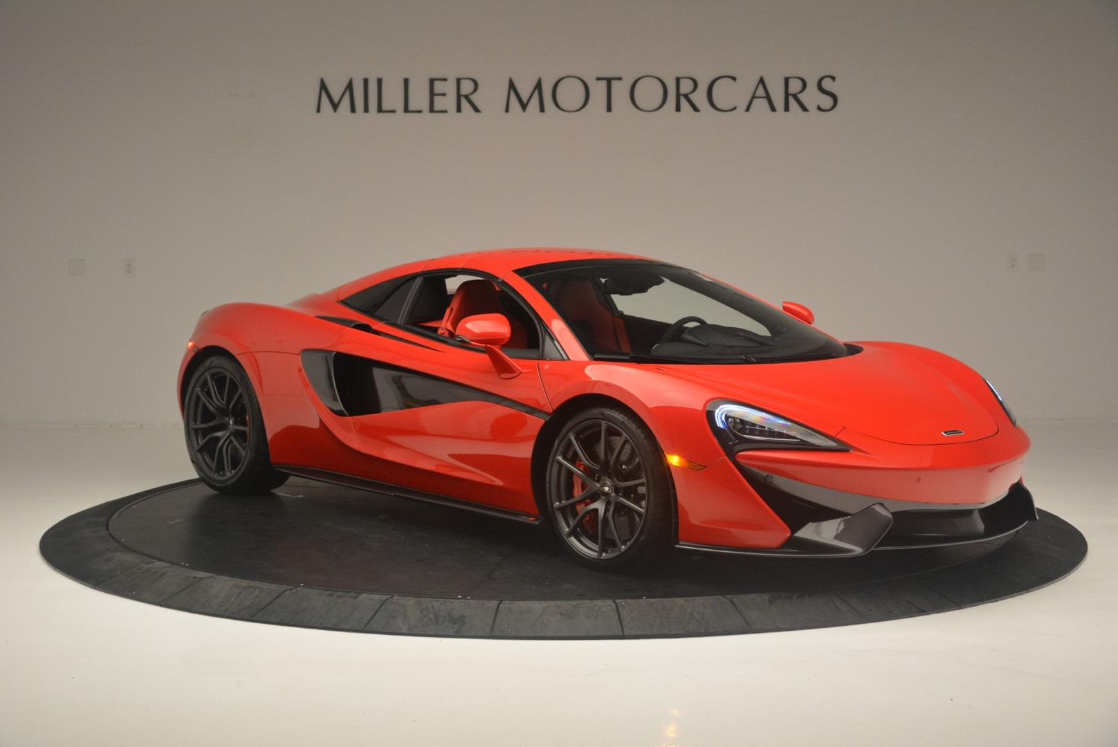 New 2019 McLaren 570S Spider Convertible For Sale In Greenwich, CT 2564_p20