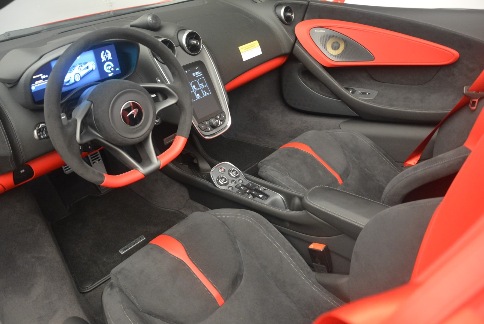 New 2019 McLaren 570S Spider Convertible For Sale In Greenwich, CT 2564_p22