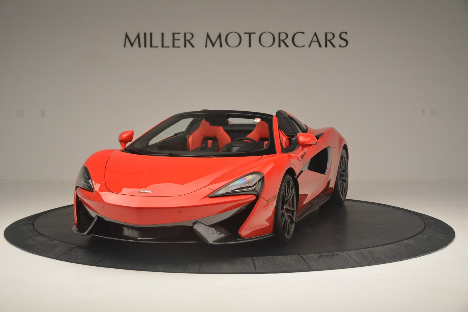 New 2019 McLaren 570S Spider Convertible For Sale In Greenwich, CT 2564_p2