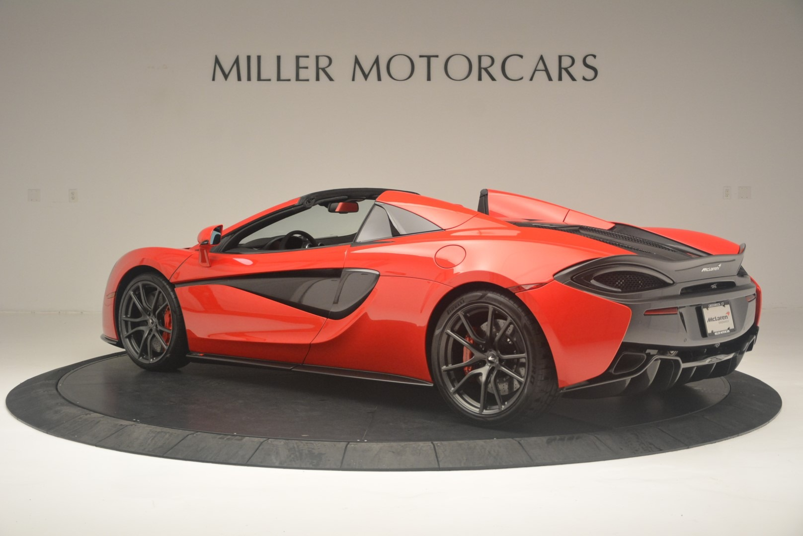 New 2019 McLaren 570S Spider Convertible For Sale In Greenwich, CT 2564_p4