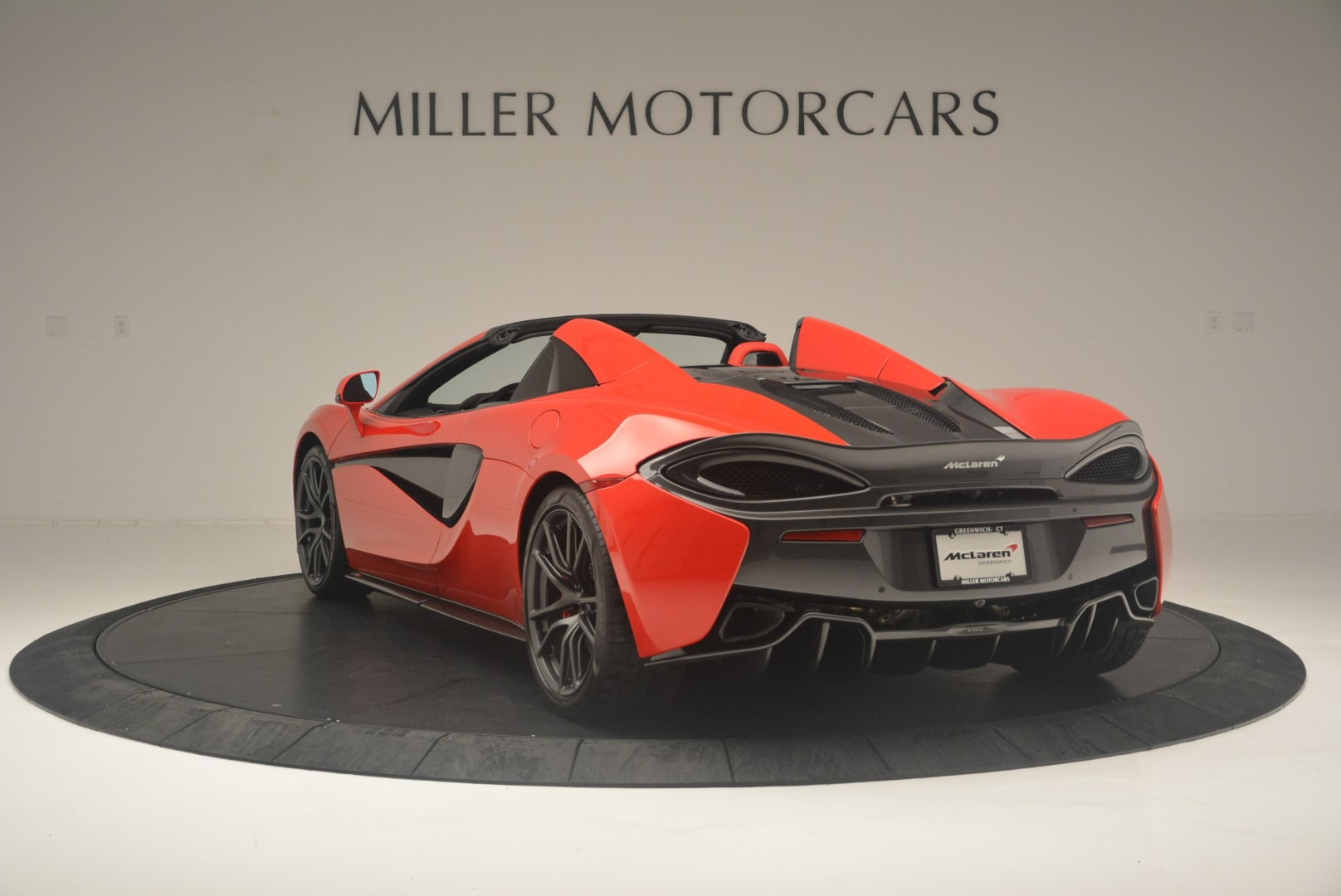 New 2019 McLaren 570S Spider Convertible For Sale In Greenwich, CT 2564_p5