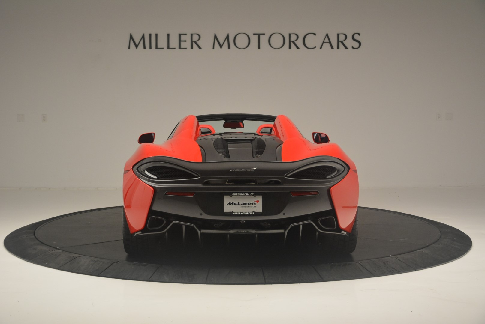 New 2019 McLaren 570S Spider Convertible For Sale In Greenwich, CT 2564_p6