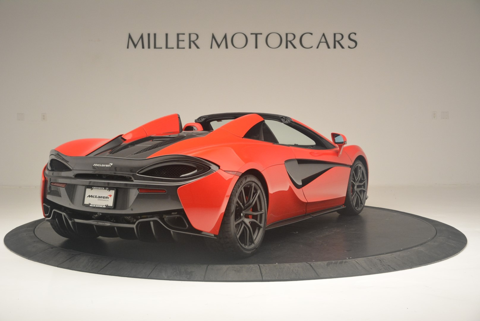 New 2019 McLaren 570S Spider Convertible For Sale In Greenwich, CT 2564_p7